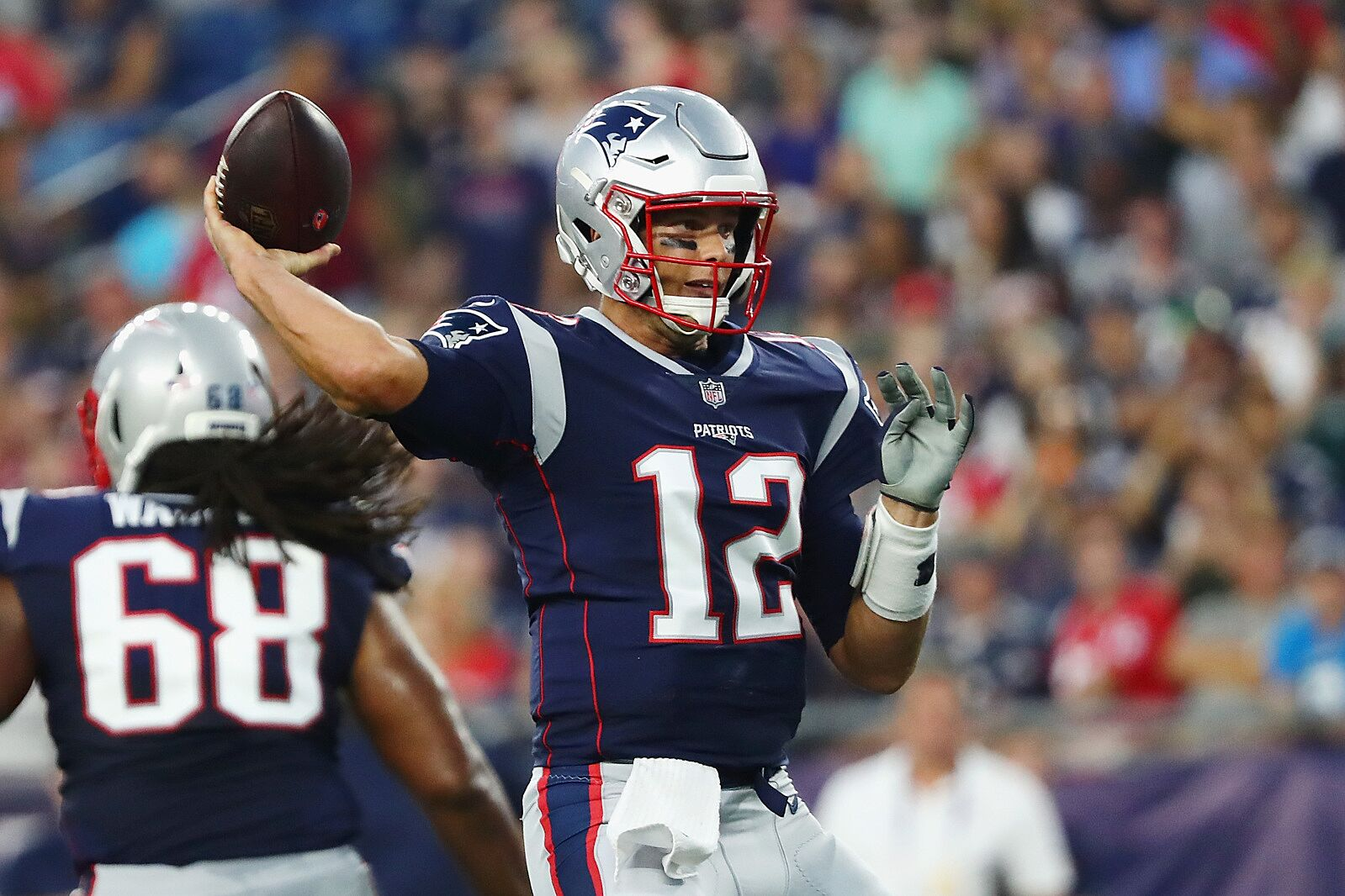 2018 New England Patriots game by game predictions