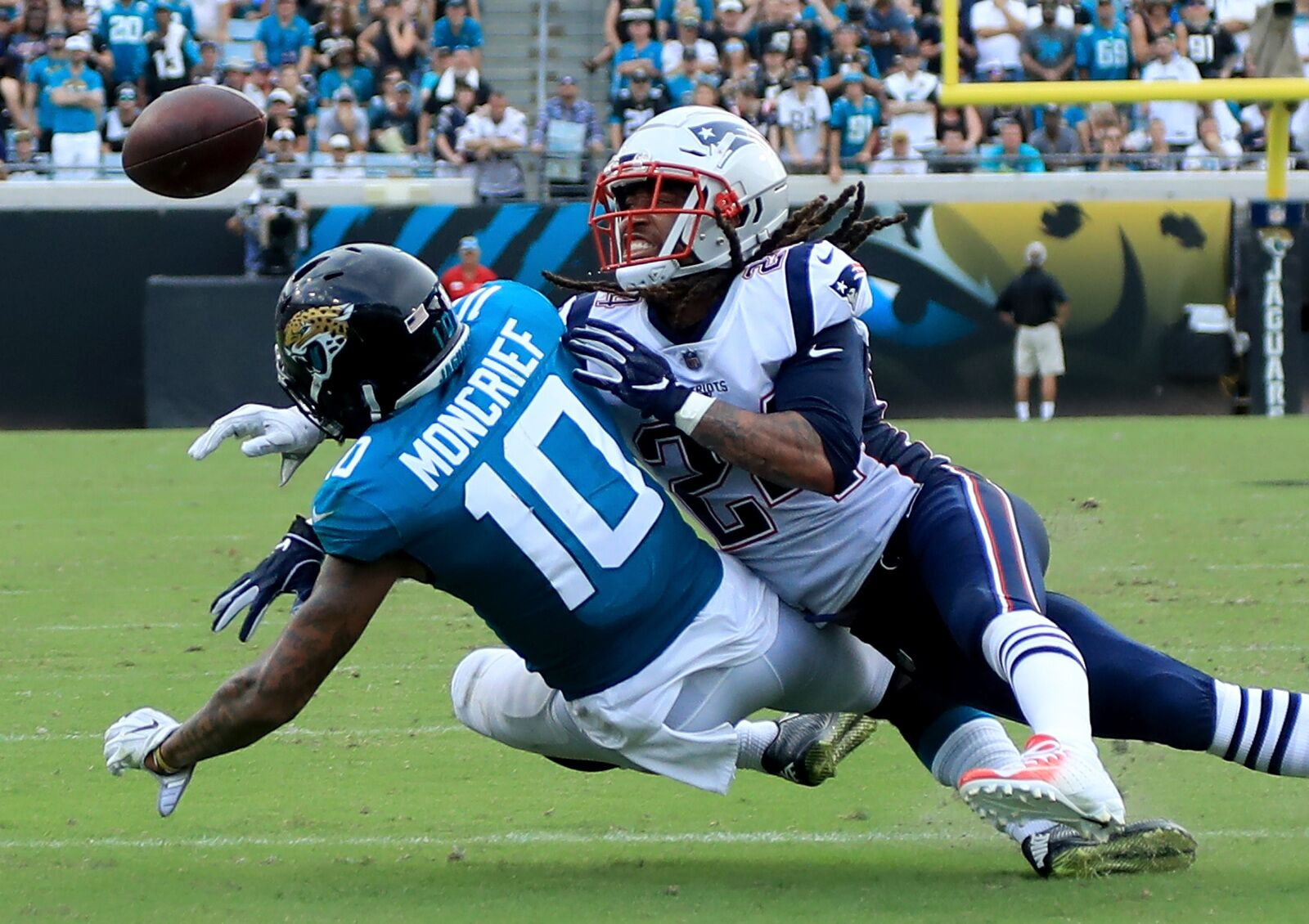 3fa674fb9 New England Patriots  Stephon Gilmore doesn t have time for trash talk