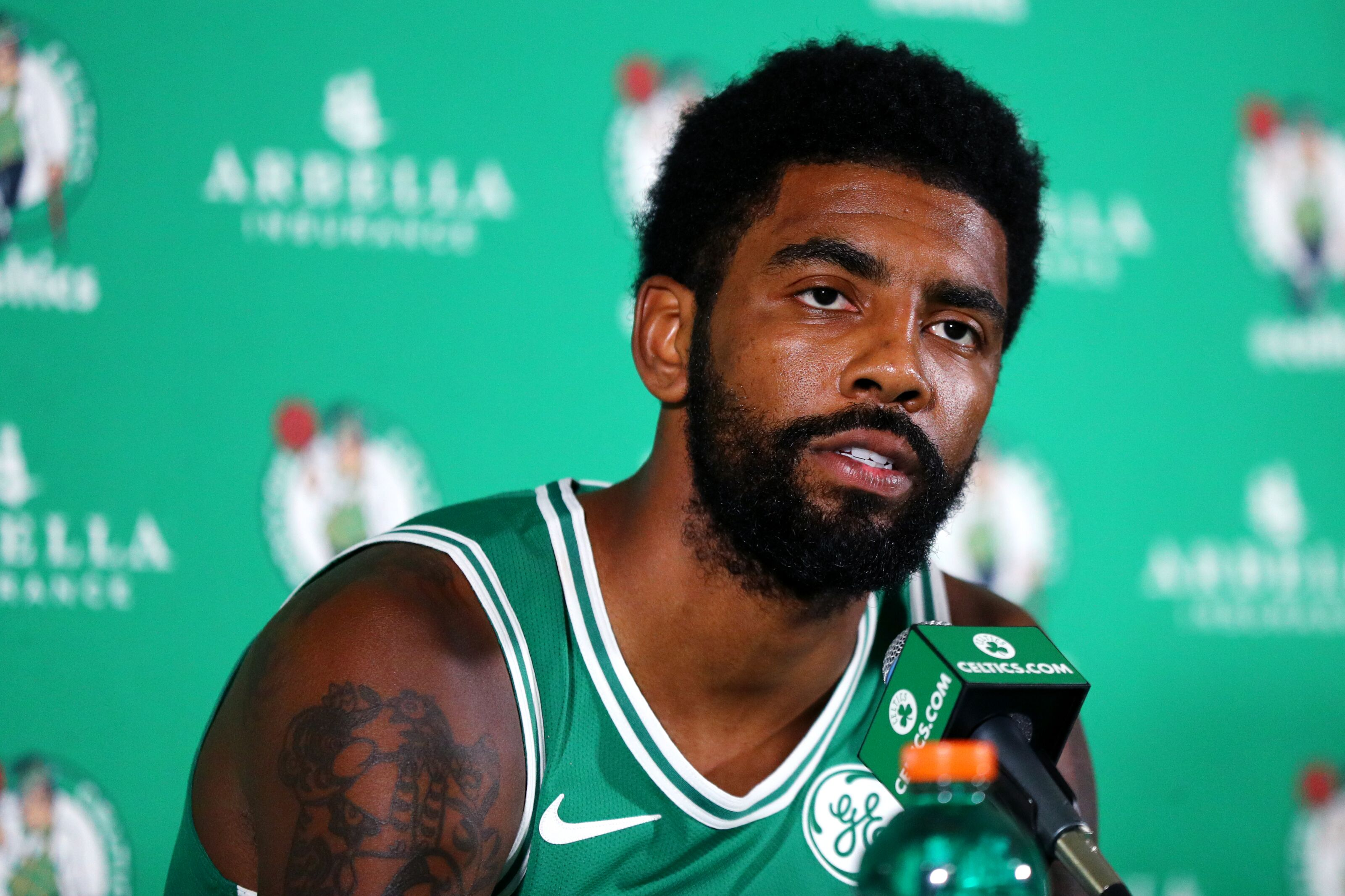 aa576e2f9d1c Boston Celtics  Kyrie Irving plans on keeping his talents in Boston