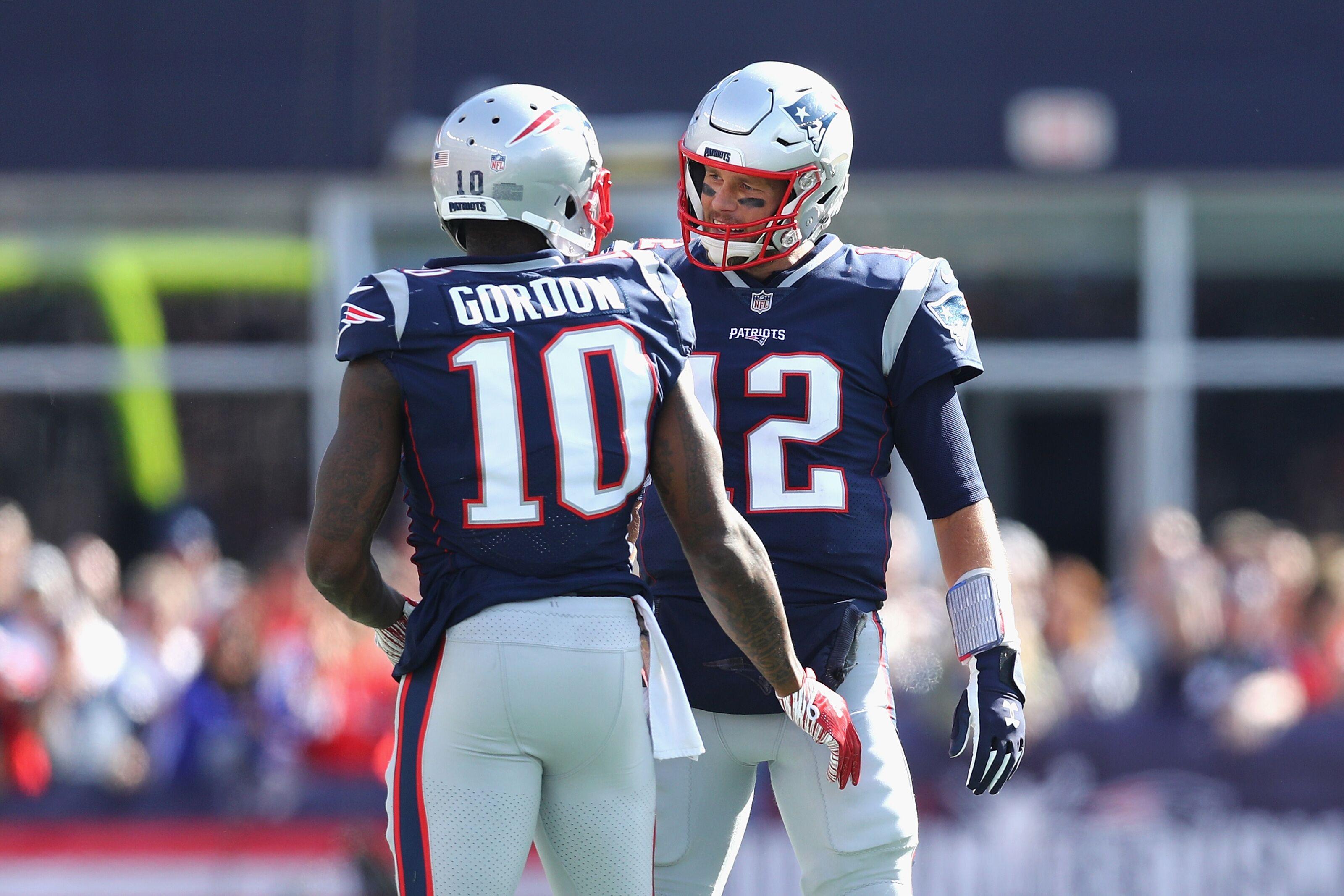 New England Patriots: Josh Gordon on verge of something special