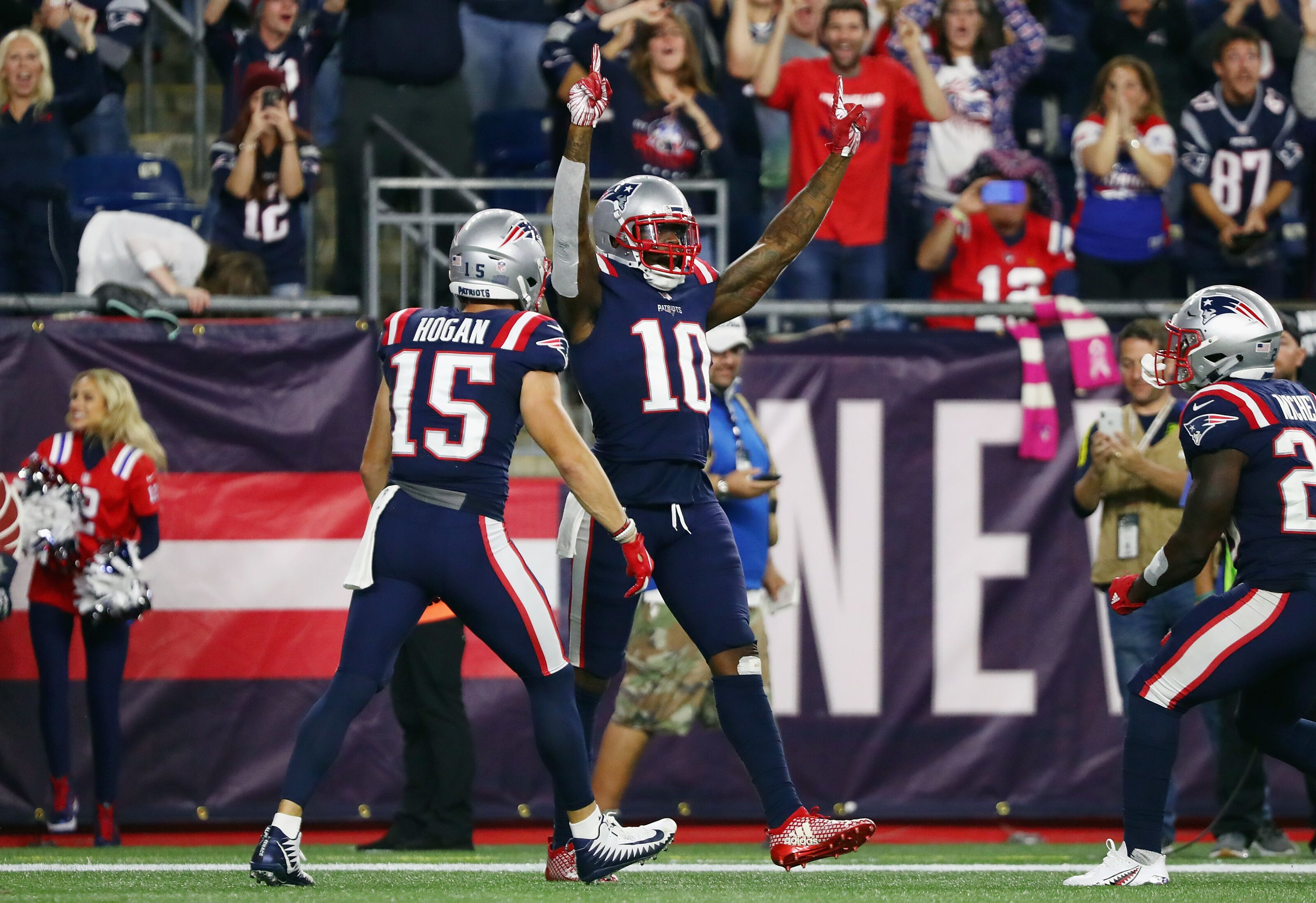 850b02eb Colts vs. Patriots: Live Updates, Score and Highlights for Thursday ...