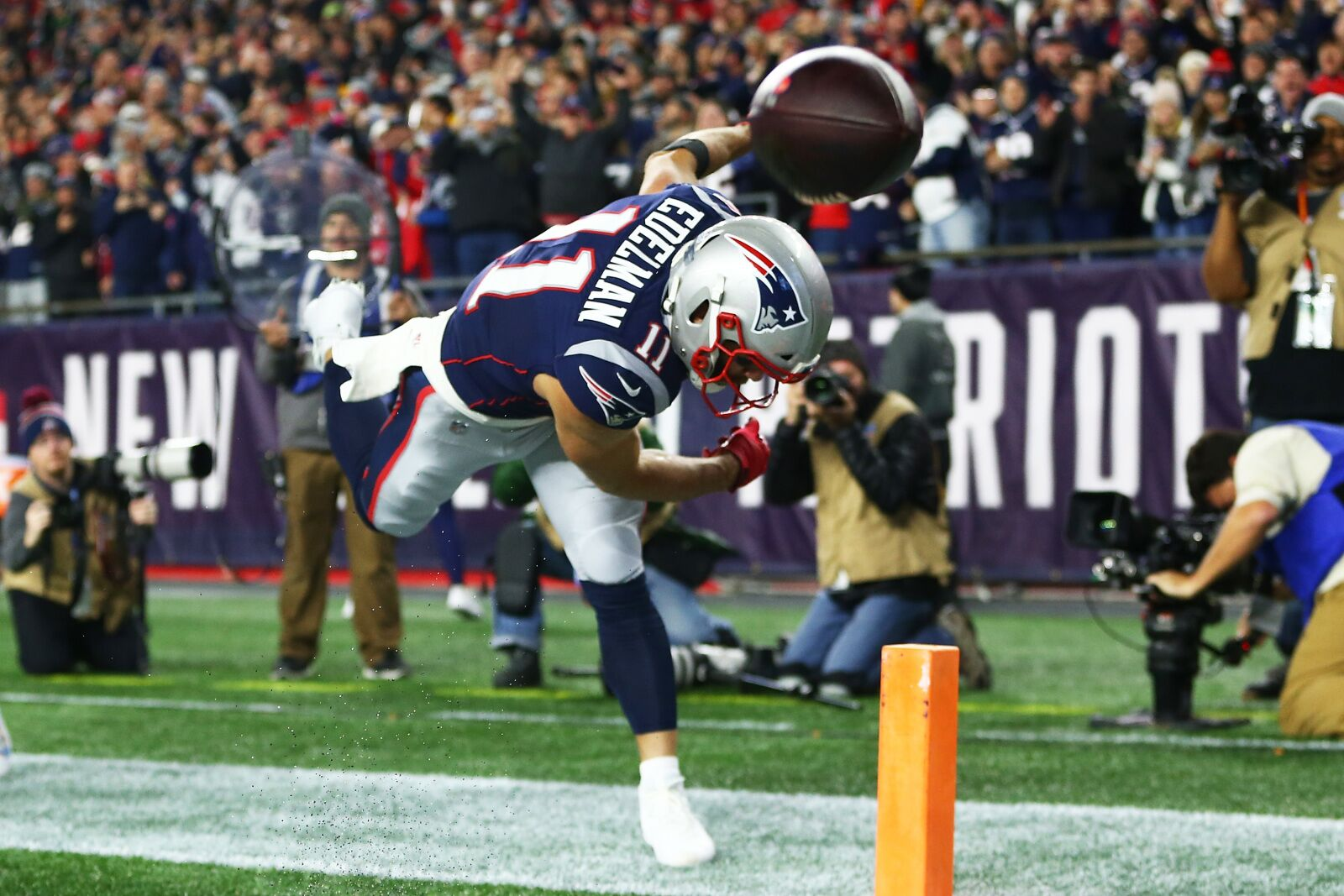 933a3192 New England Patriots: 3 reasons team will maul Bears in Week 7