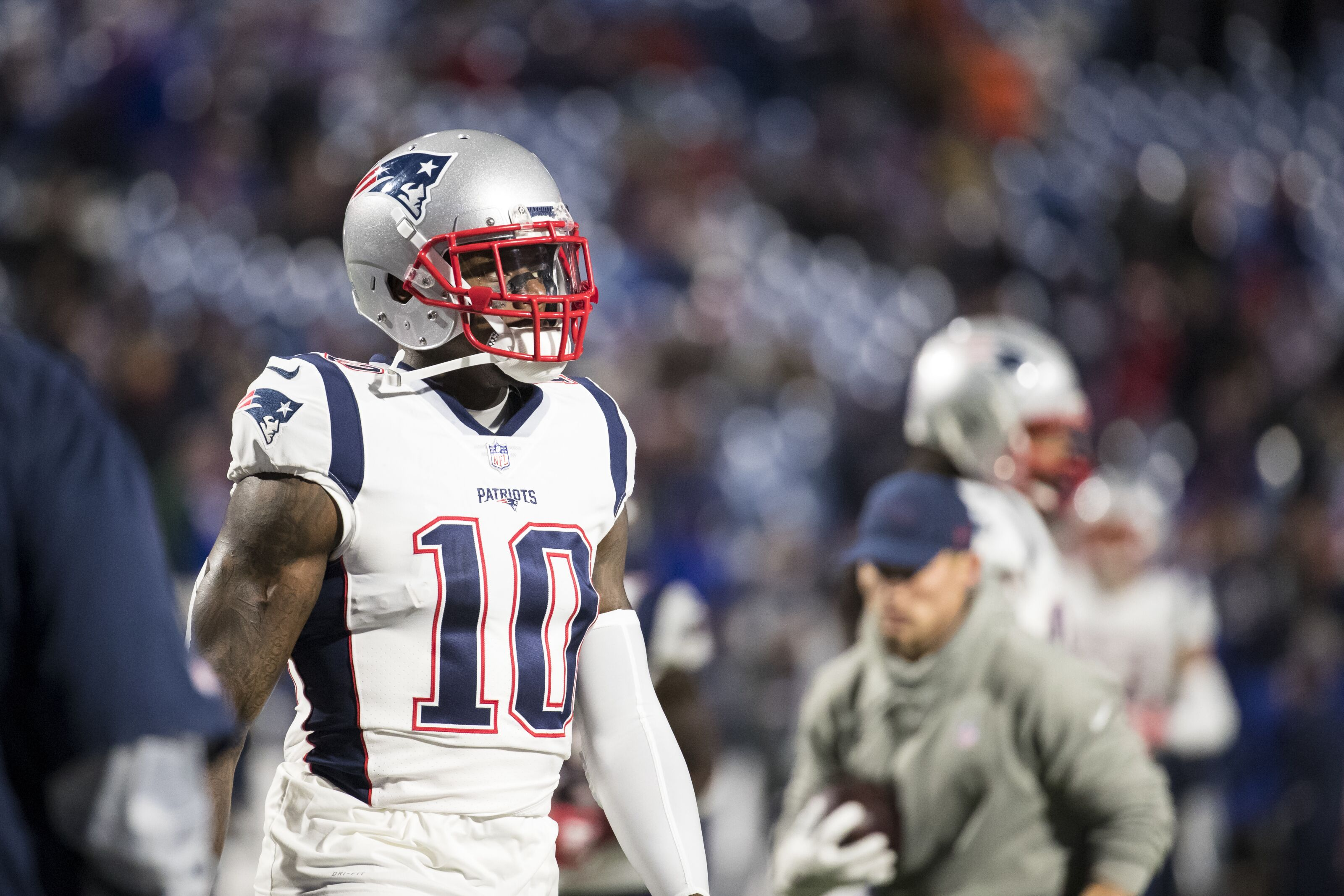 New England Patriots Josh Gordon S Star Continues To Rise
