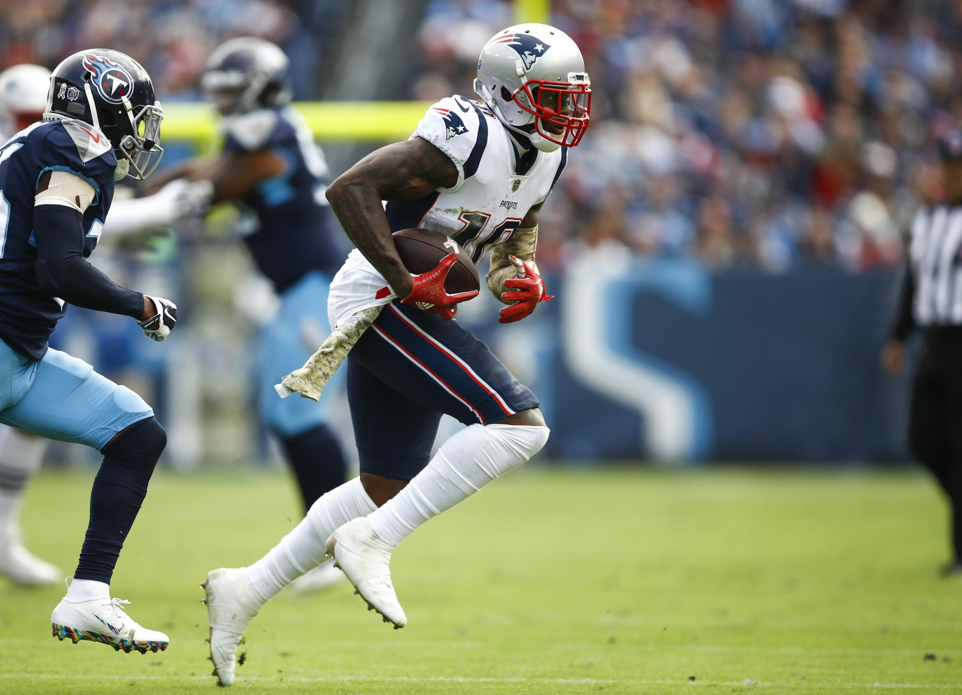 New England Patriots: 3 bold predictions for Josh Gordon in 2019