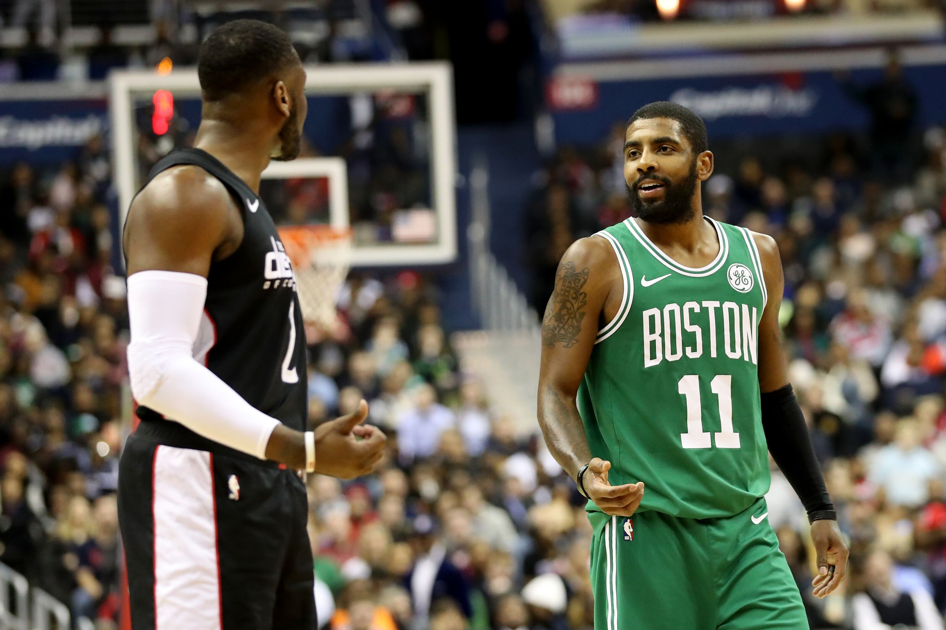 9fd7b7561825 Boston Celtics  Kyrie Irving morphing into an MVP-type leader