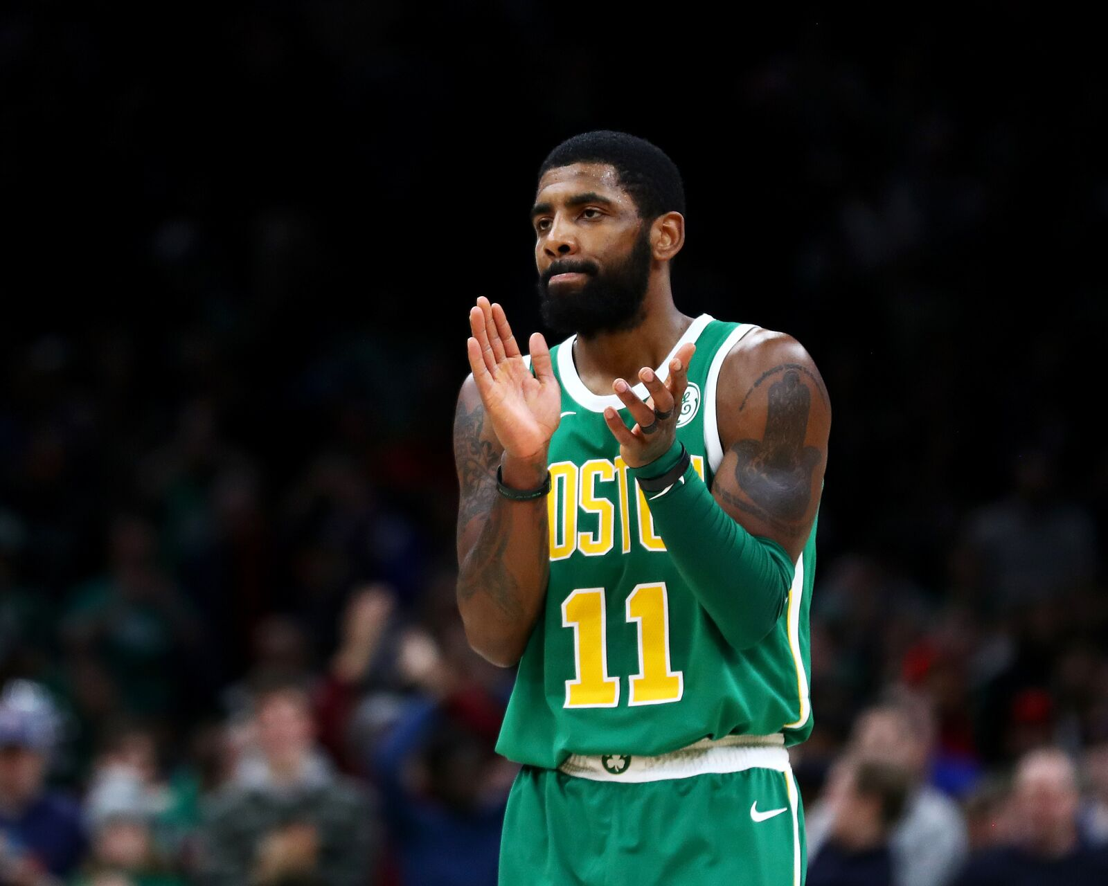 8e9370a7b Boston Celtics  Kyrie Irving must channel his inner LeBron James