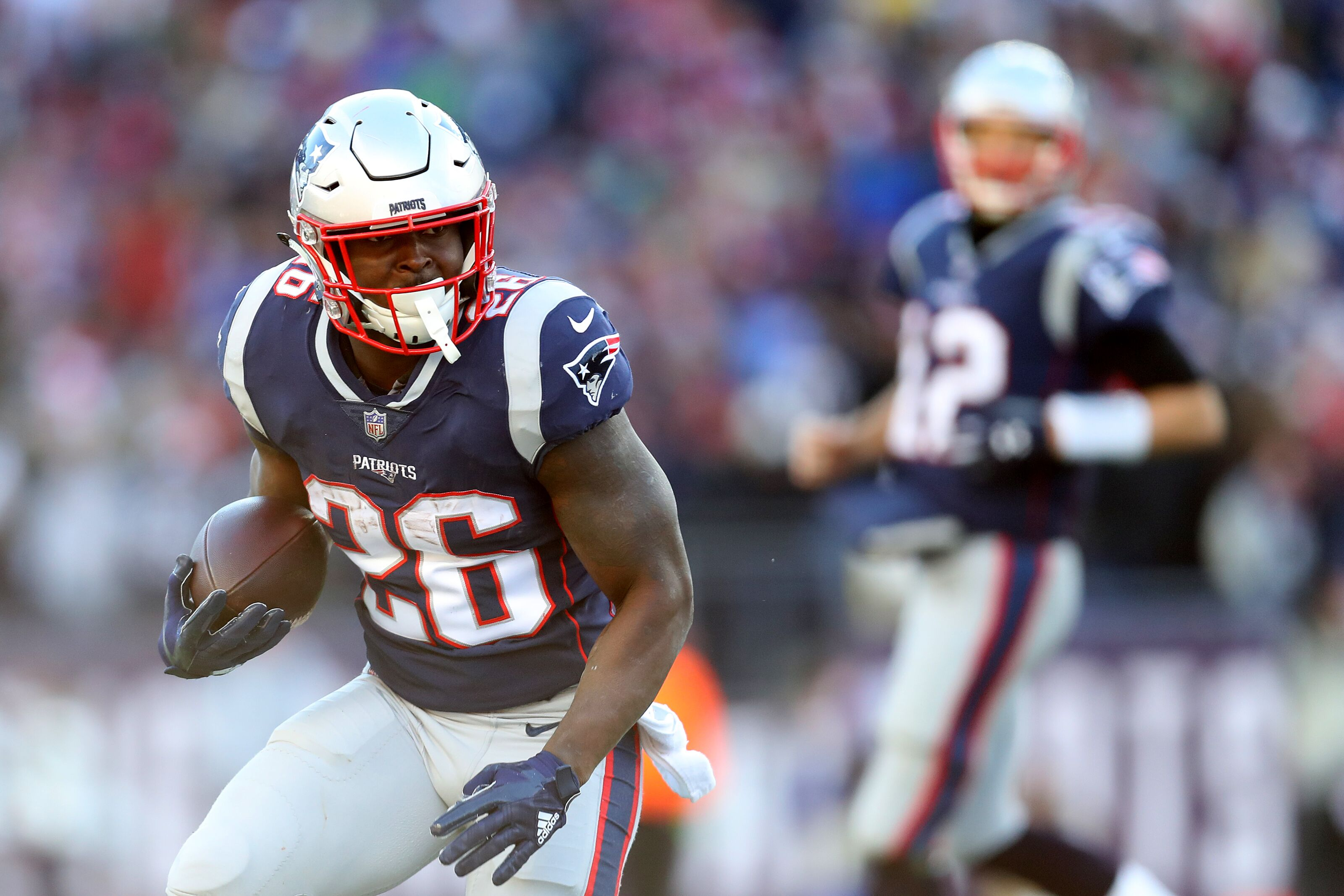 New England Patriots: Sony Michel fueling excitement entering second season
