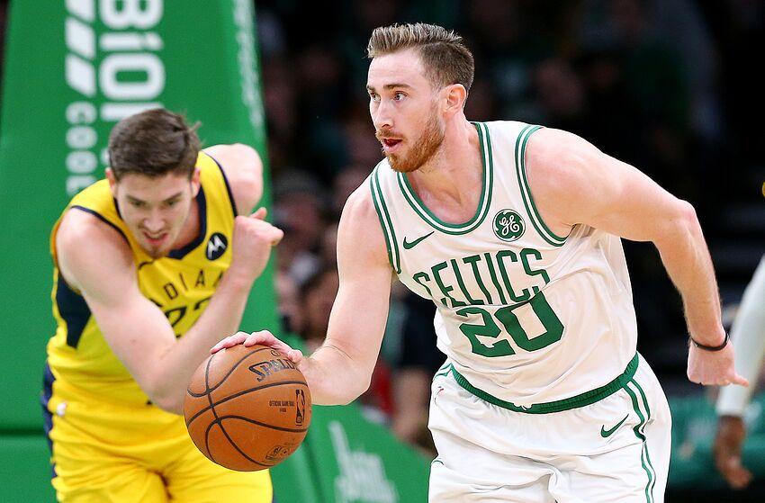 Boston Celtics: Gordon Hayward the X-factor in team's