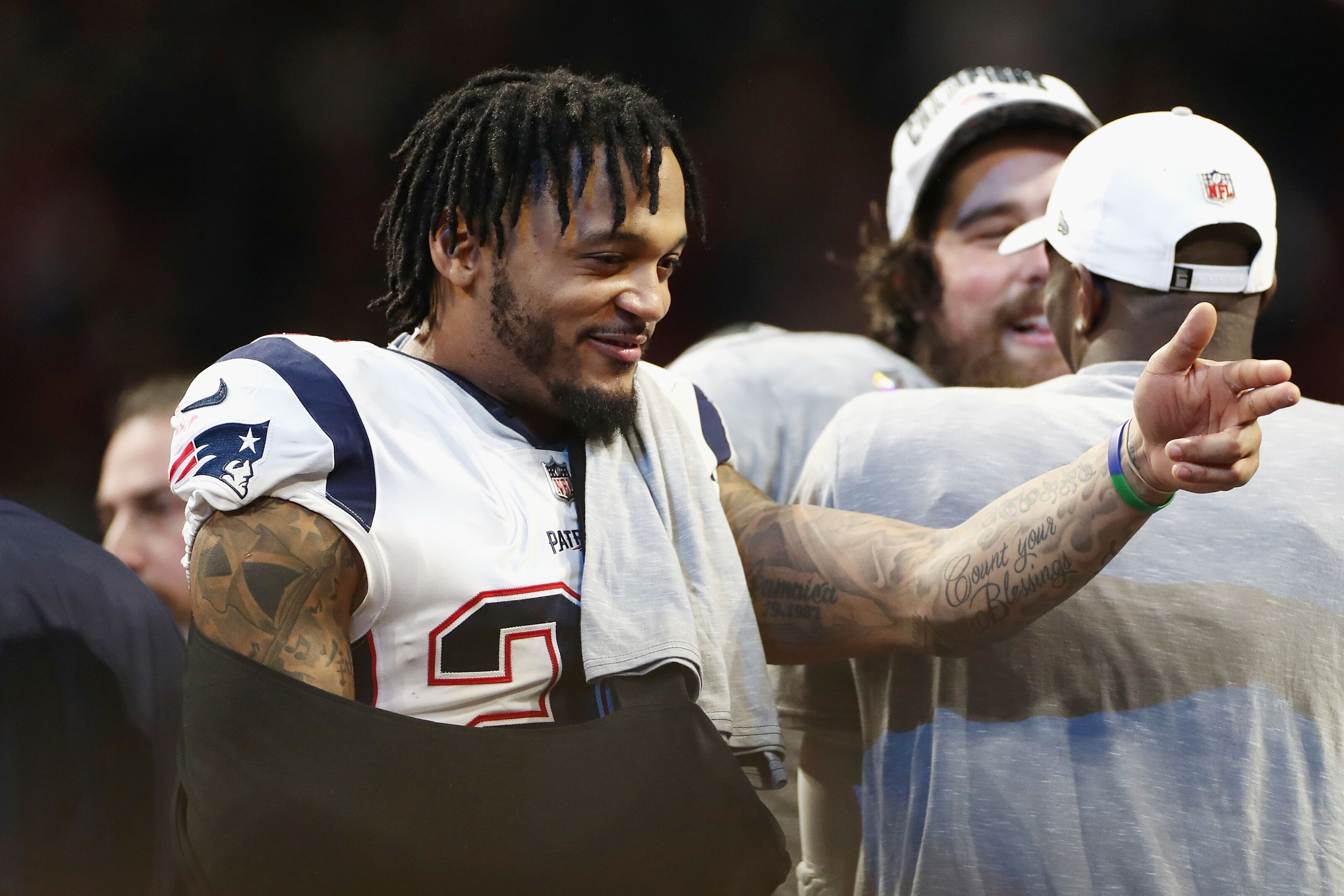 New England Patriots: Loss of Patrick Chung is major blow