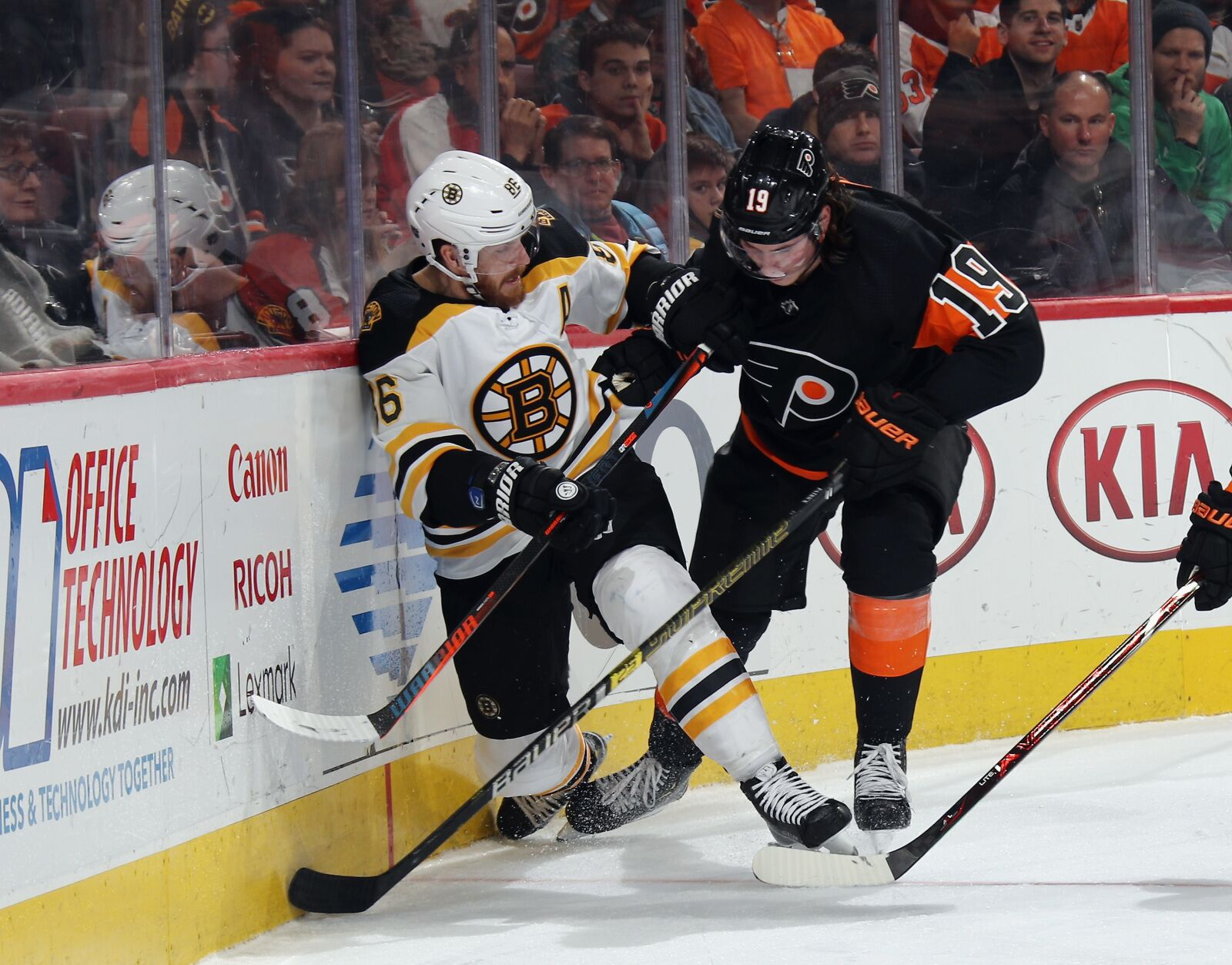 c7c7d417885fb Boston Bruins rumors  Kevan Miller out for playoffs
