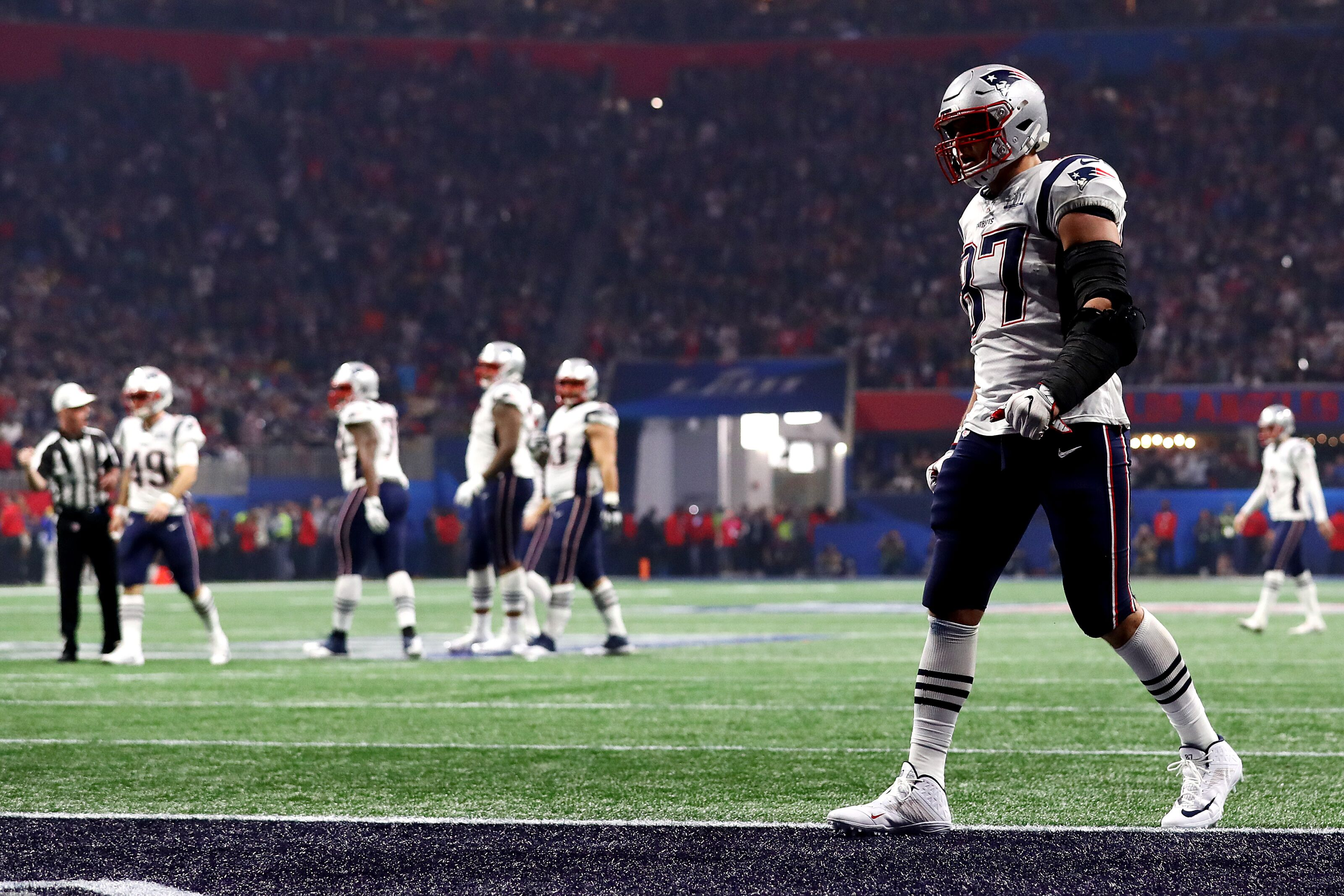 New England Patriots: Rob Gronkowski is not coming back and its okay