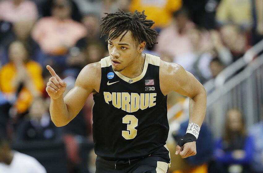 Boston Celtics Carsen Edwards Comes As Good As Advertised