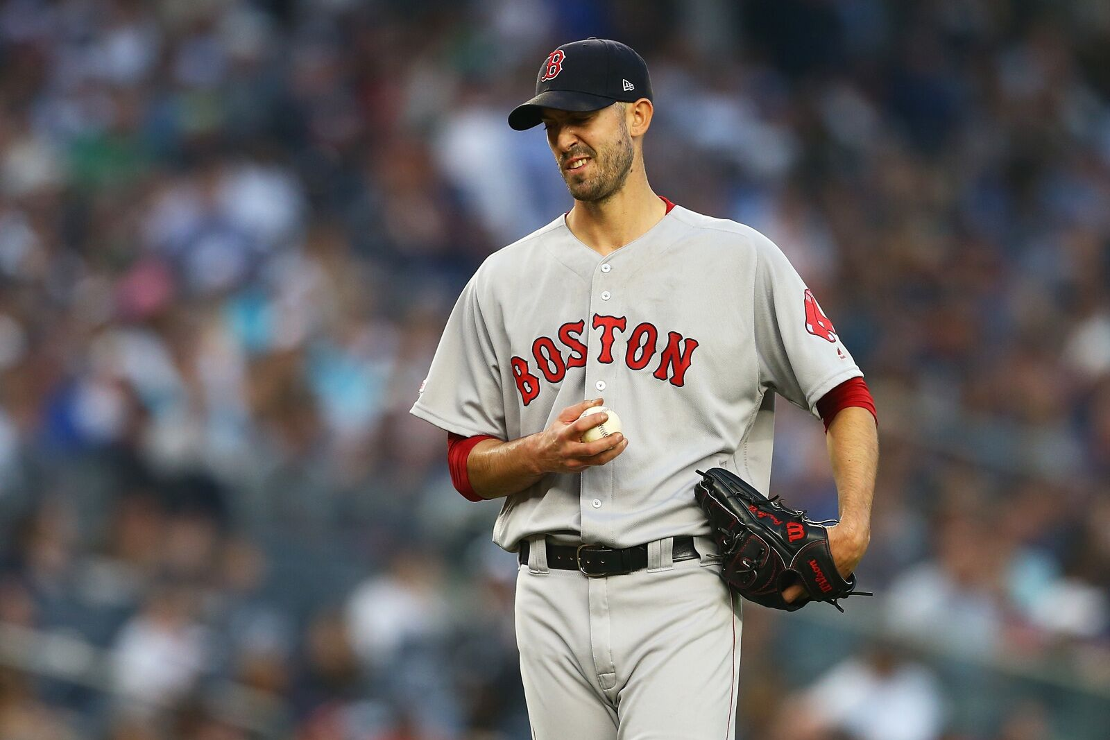 Boston Red Sox: Rick Porcello delivers exactly what Sox need