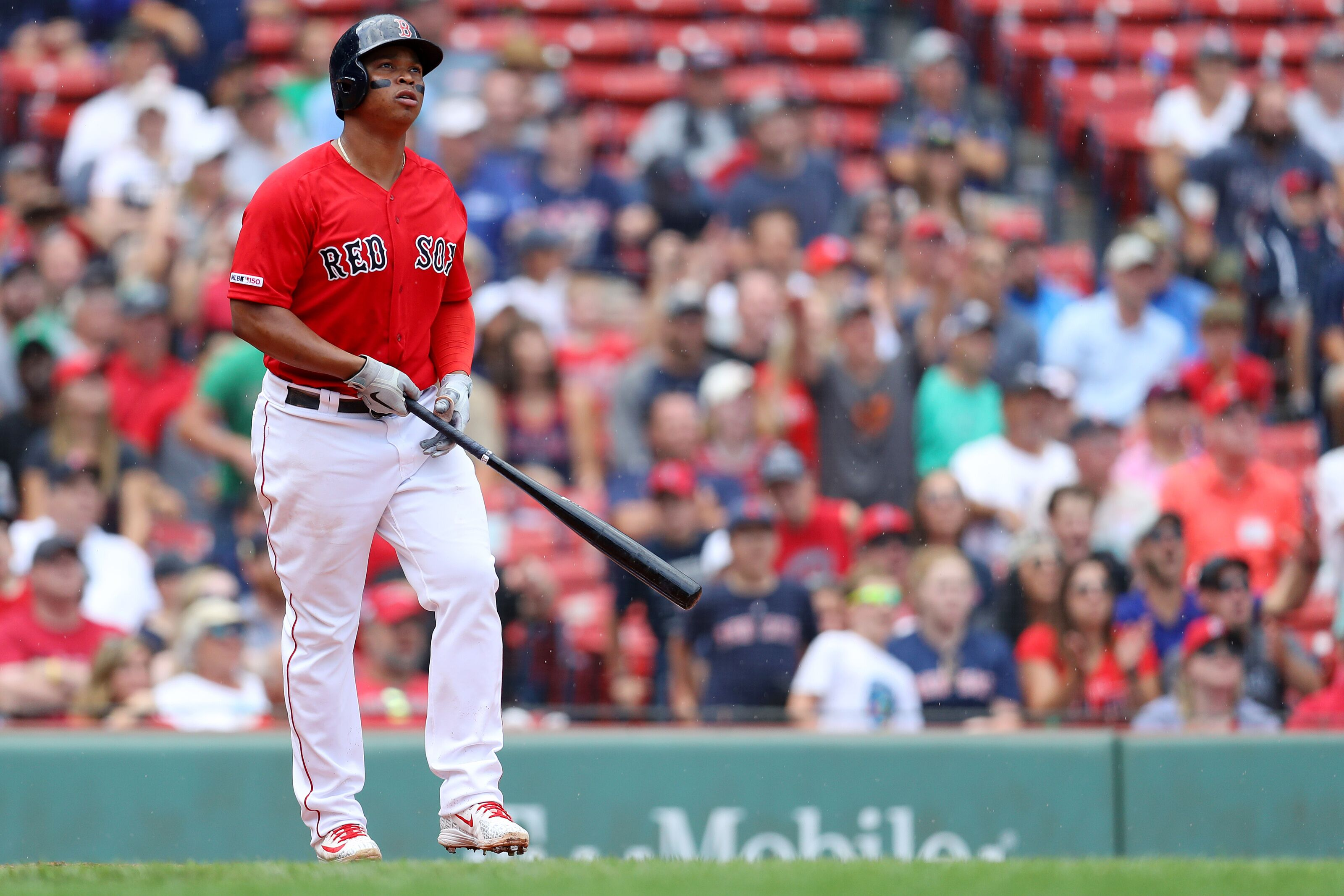 Boston Red Sox: Rafael Devers having historic season