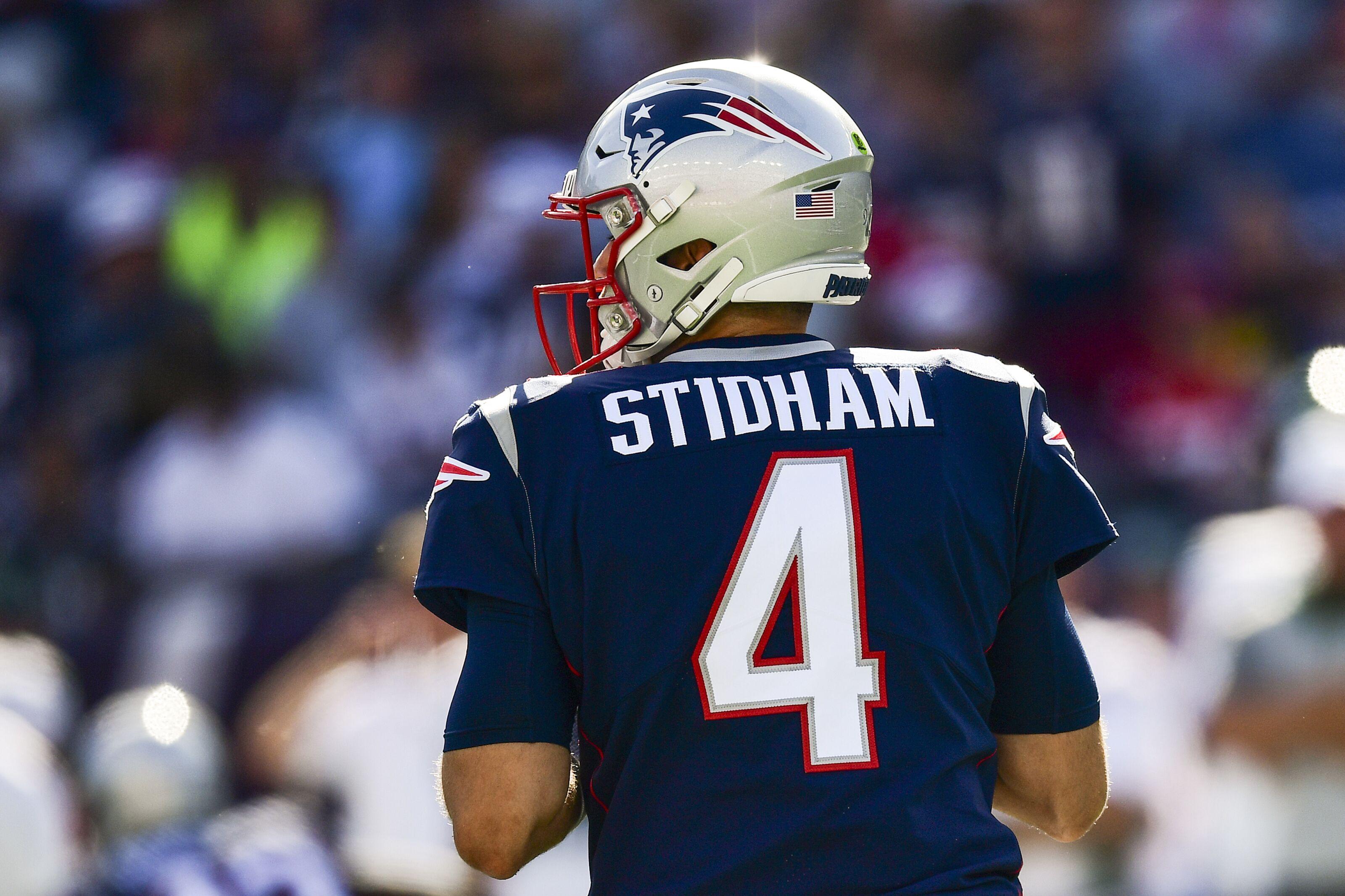 New England Patriots: Jarrett Stidham a factor in Tom Brady decision