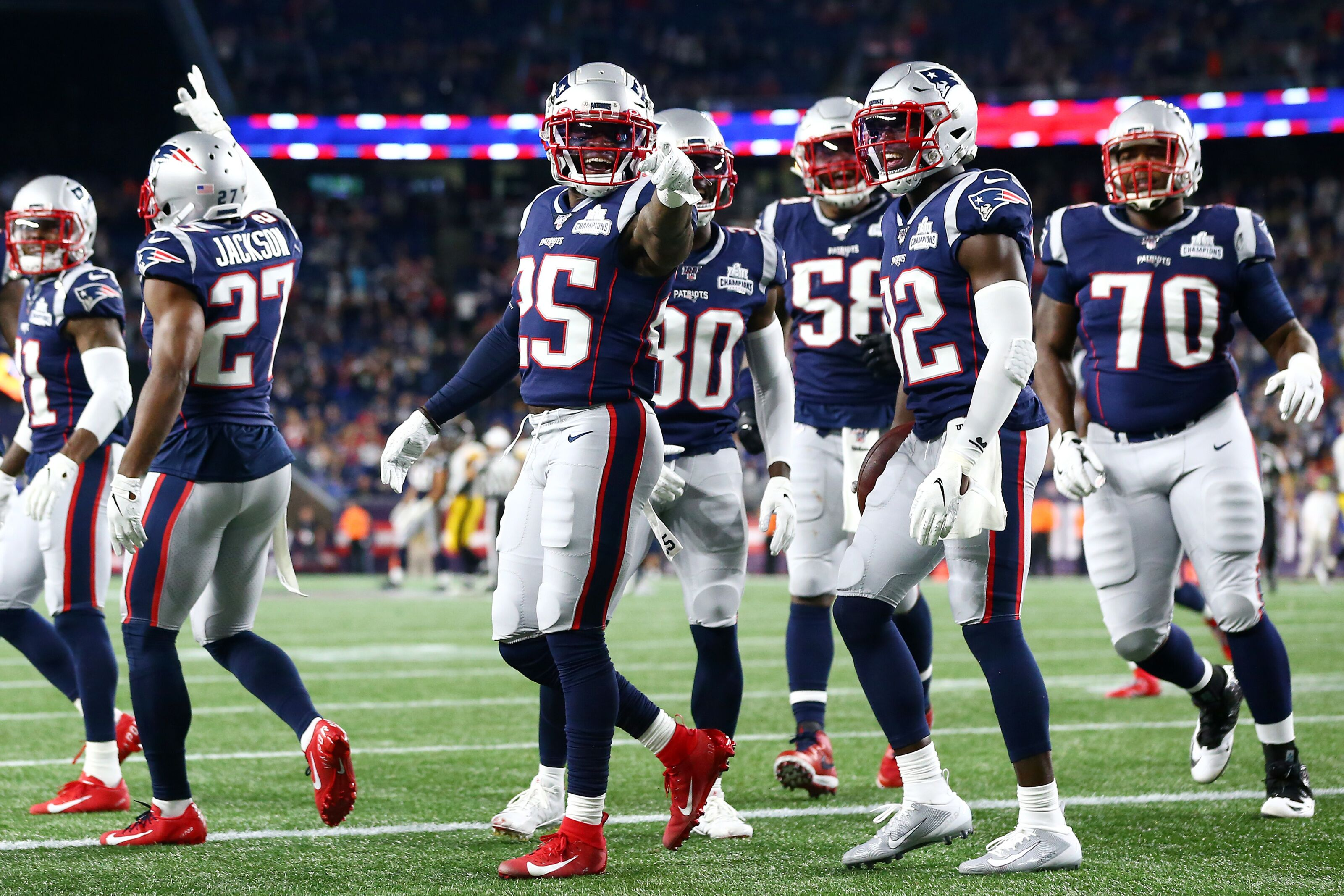 New England Patriots: What's in the way of another 16-0 season