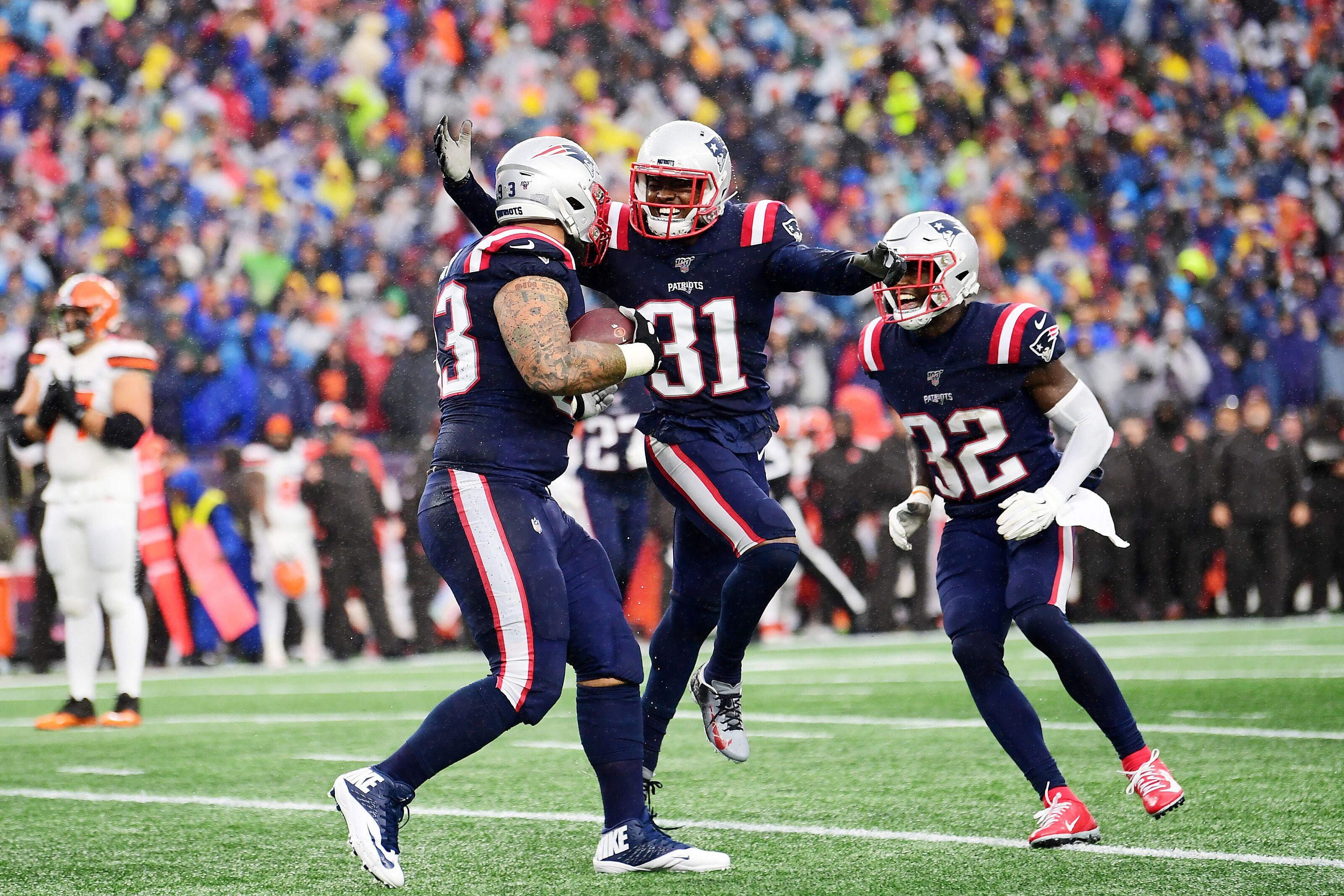 New England Patriots GameDay: 5 players to watch vs. Philadelphia Eagles