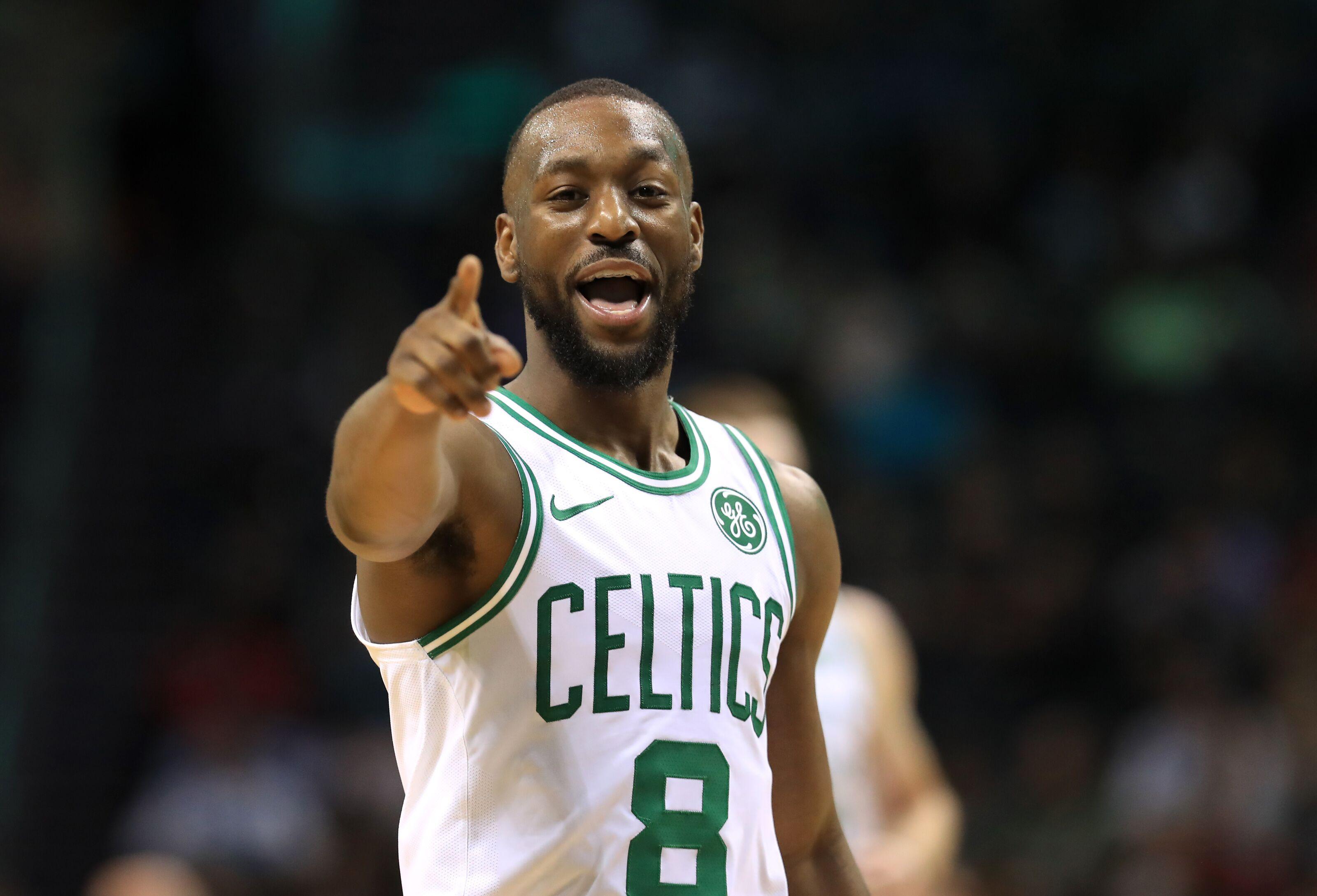 Boston Celtics: Kemba Walker deserved to start over Kyrie Irving in All-Star Game