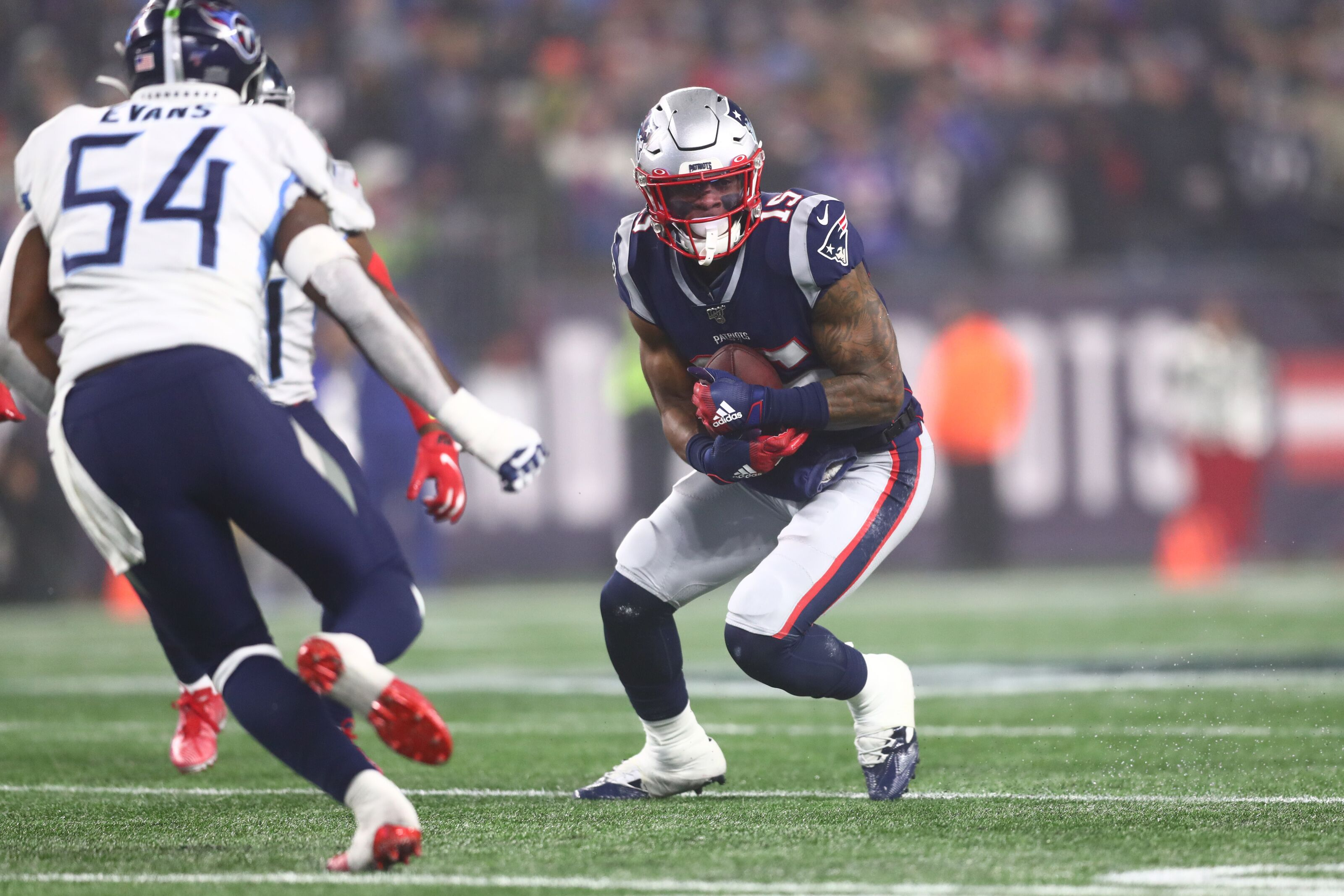 New England Patriots: Too early to count out N'Keal Harry
