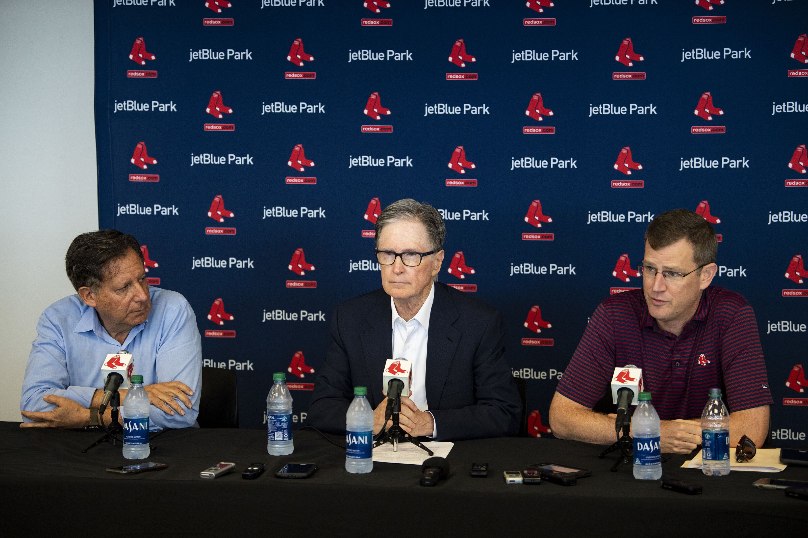 The Boston Red Sox can't get out of their own way