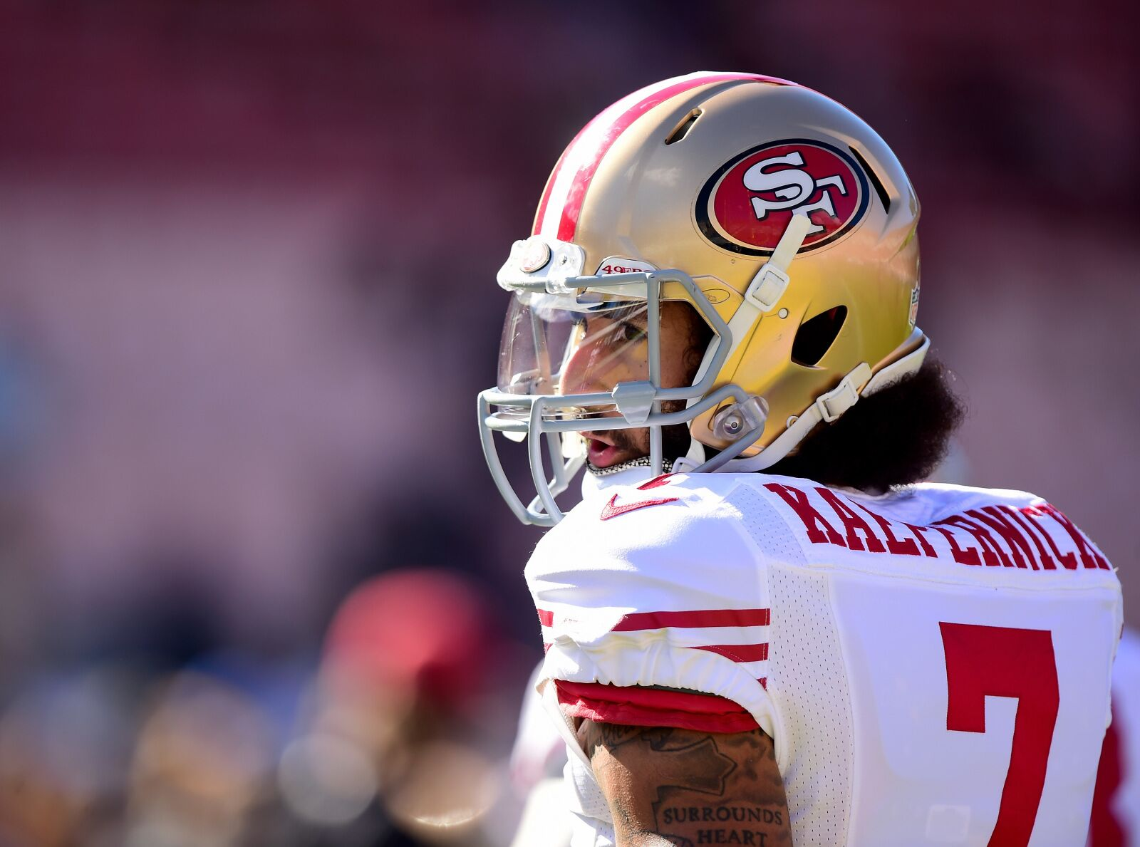 New England Patriots Rumors: The one way Colin Kaepernick makes sense