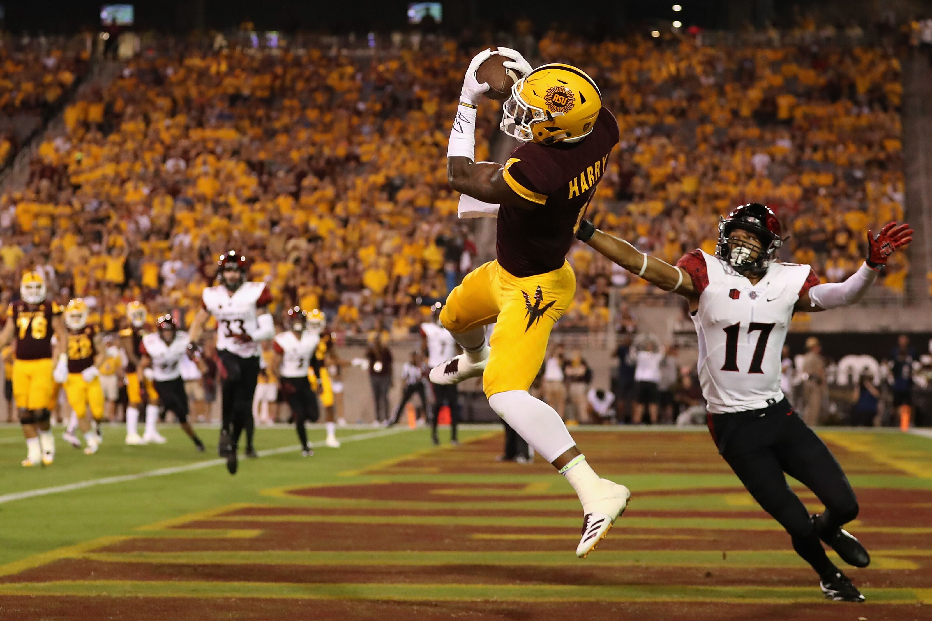 New England Patriots: N'Keal Harry ready to learn 'Patriot Way'