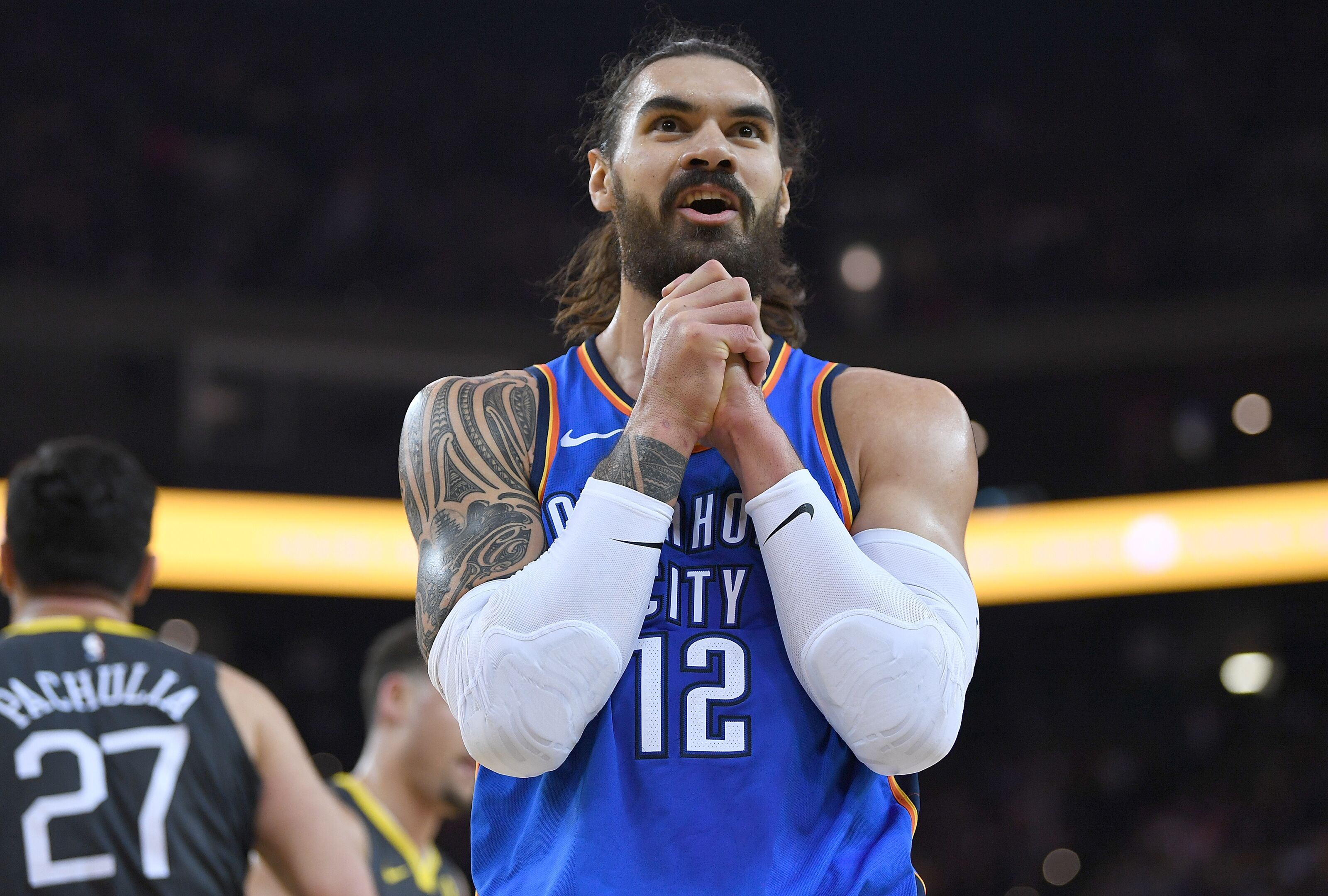 Boston Celtics: Why Steven Adams would be a mistake for C's