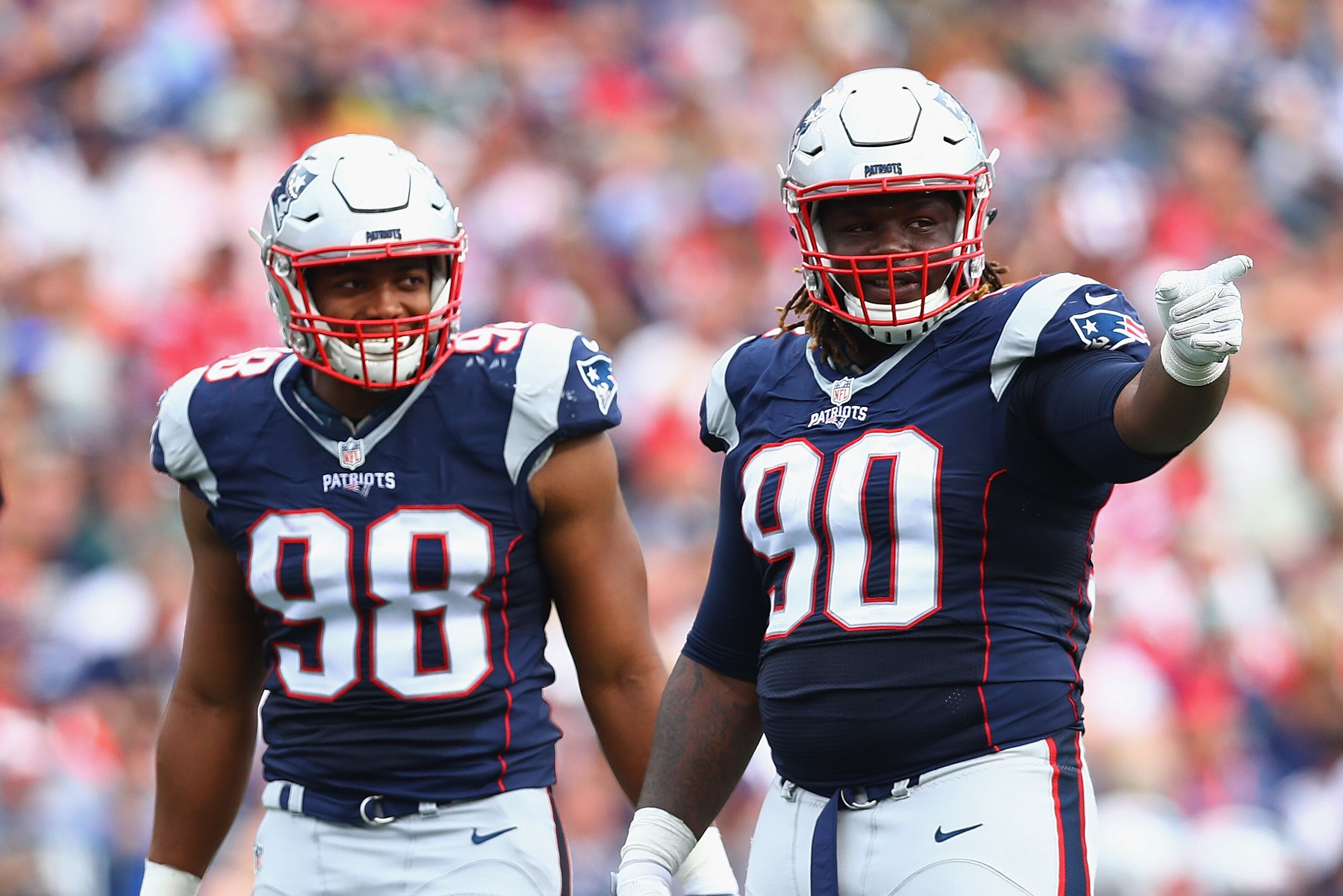 New England Patriots Trey Flowers now the difference maker on defense