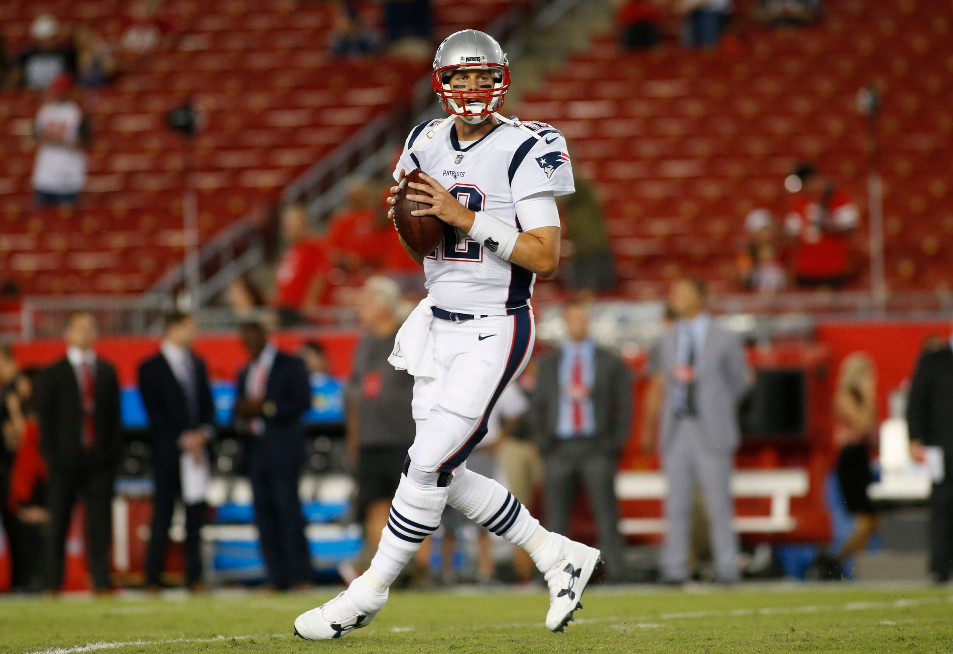 detailing 2e676 7dd58 New England Patriots: Top 3 uniforms in franchise history