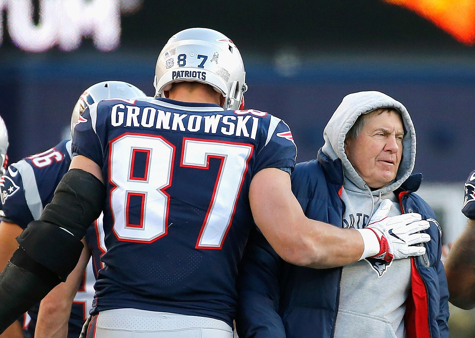 abbdb9621 New England Patriots  3 reasons Bill Belichick won t trade Rob Gronkowski