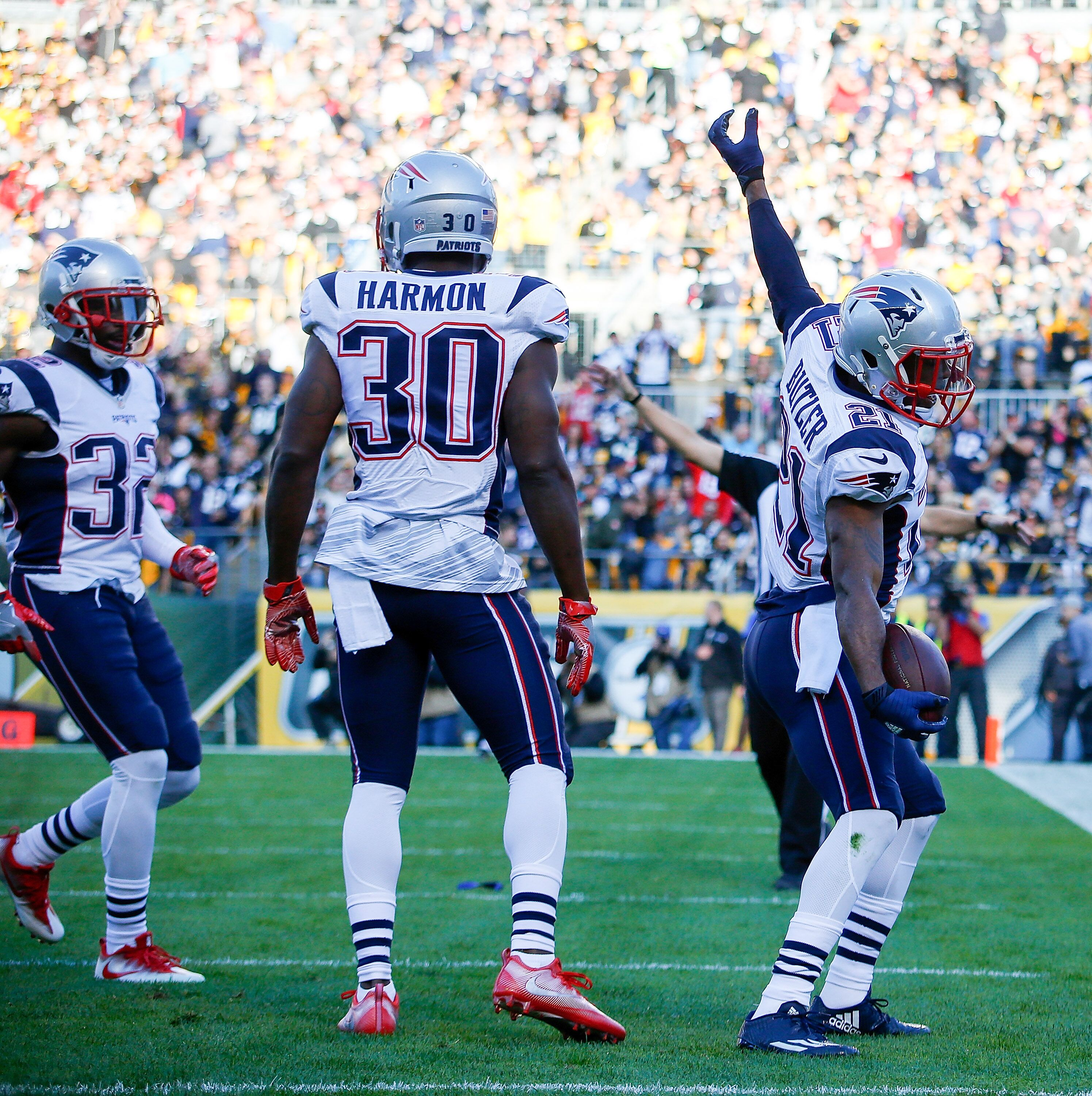 New England Patriots Patricia lauds Malcolm Butler s Week 3