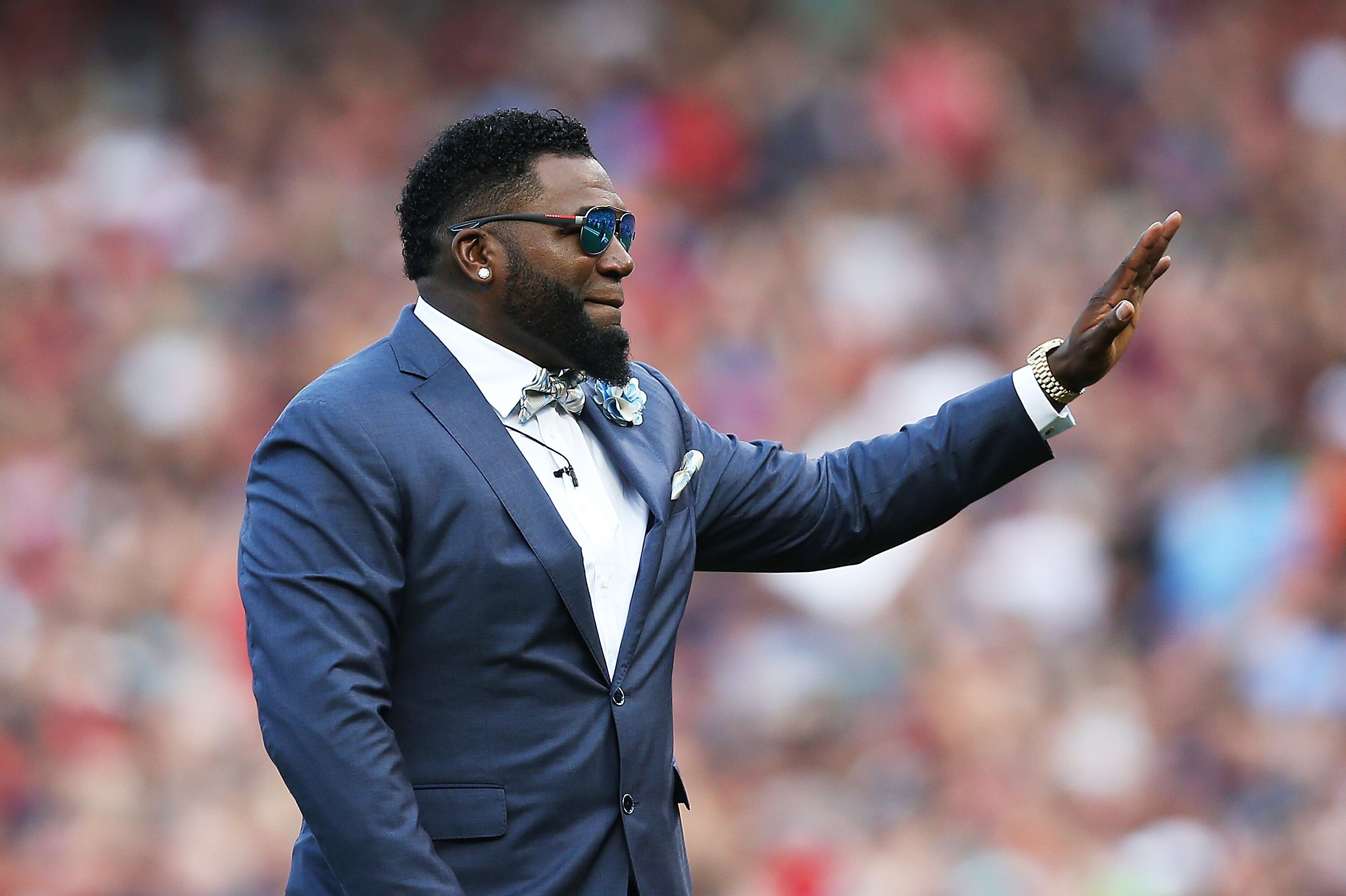 1d62a2275 Boston Red Sox: David Ortiz does the unthinkable by picking Yankees