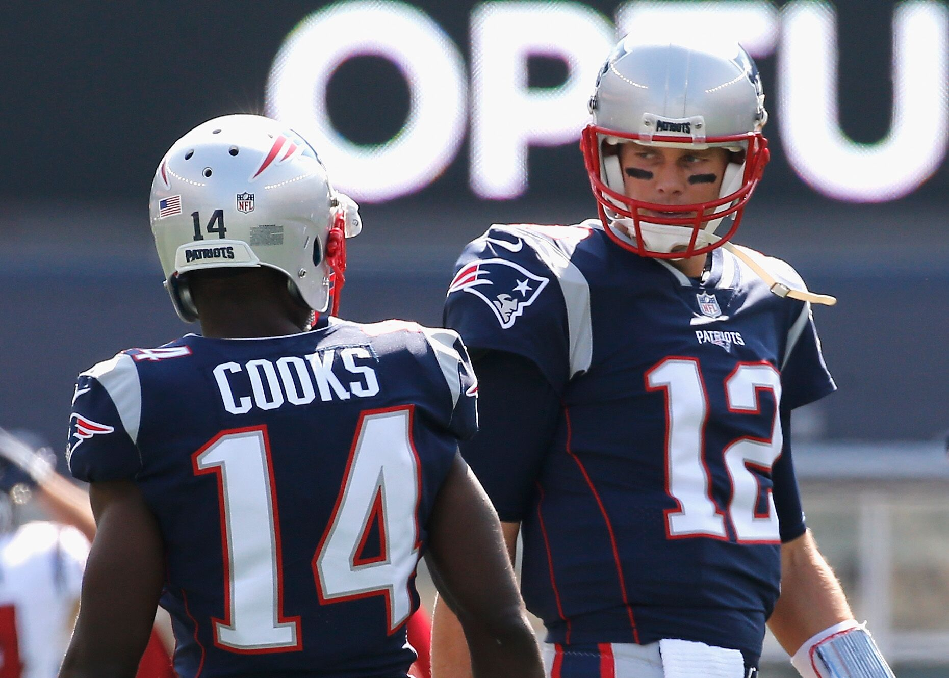 New England Patriots Brandin Cooks out to create new success