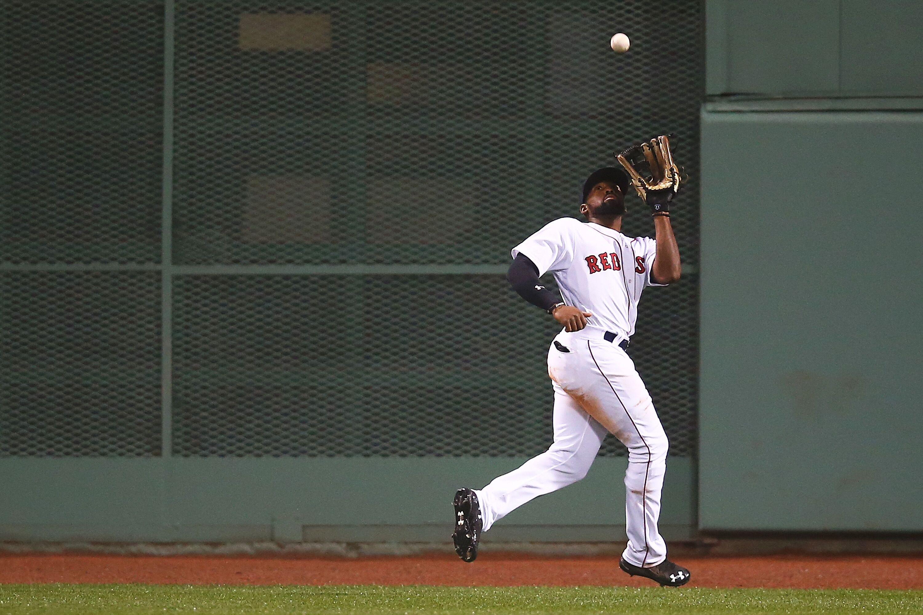 Boston Red Sox: Jackie Bradley Jr. snubbed from Gold Glove ...