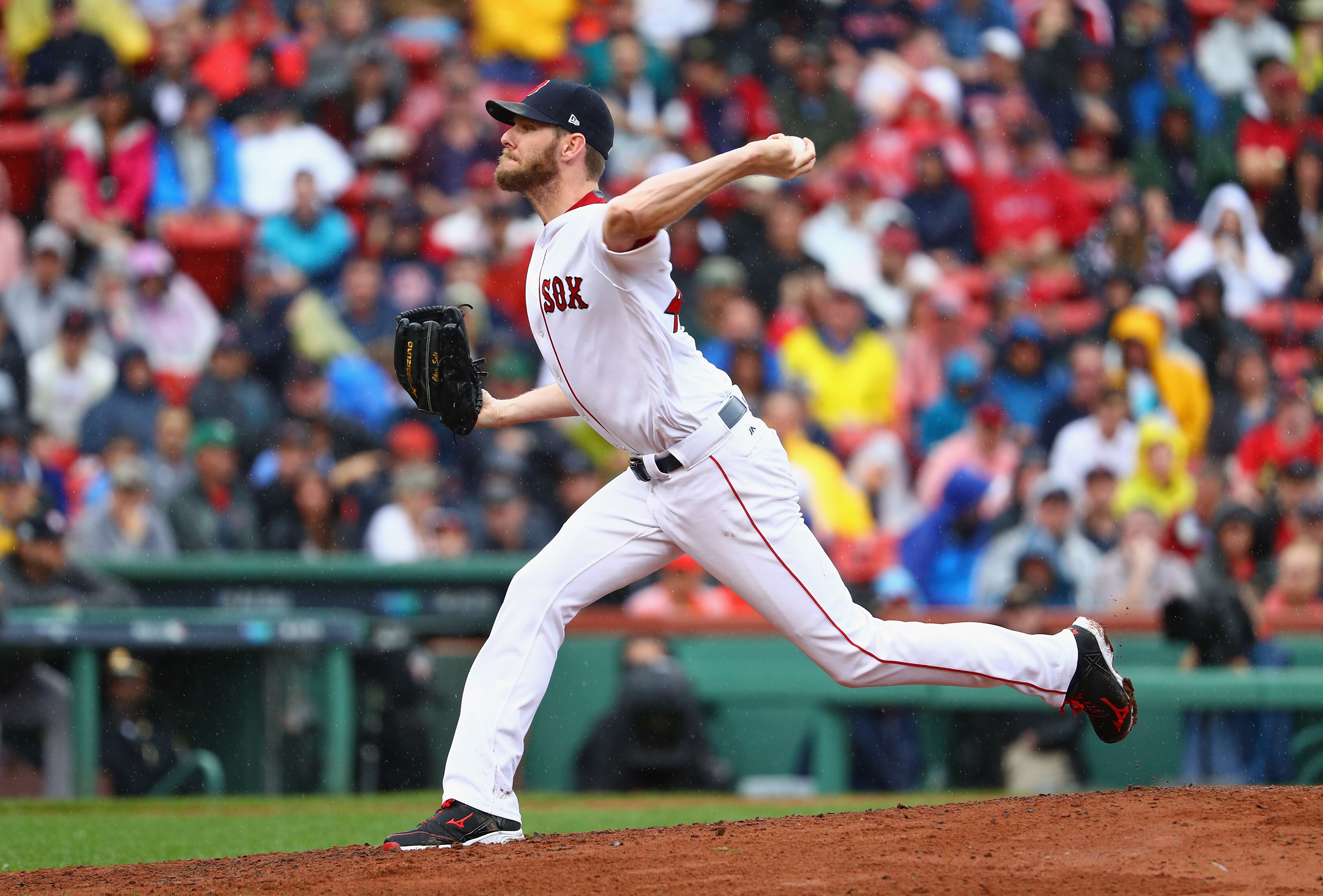 College Bowl Games 2017 >> Boston Red Sox: Chris Sale will be even better in 2018