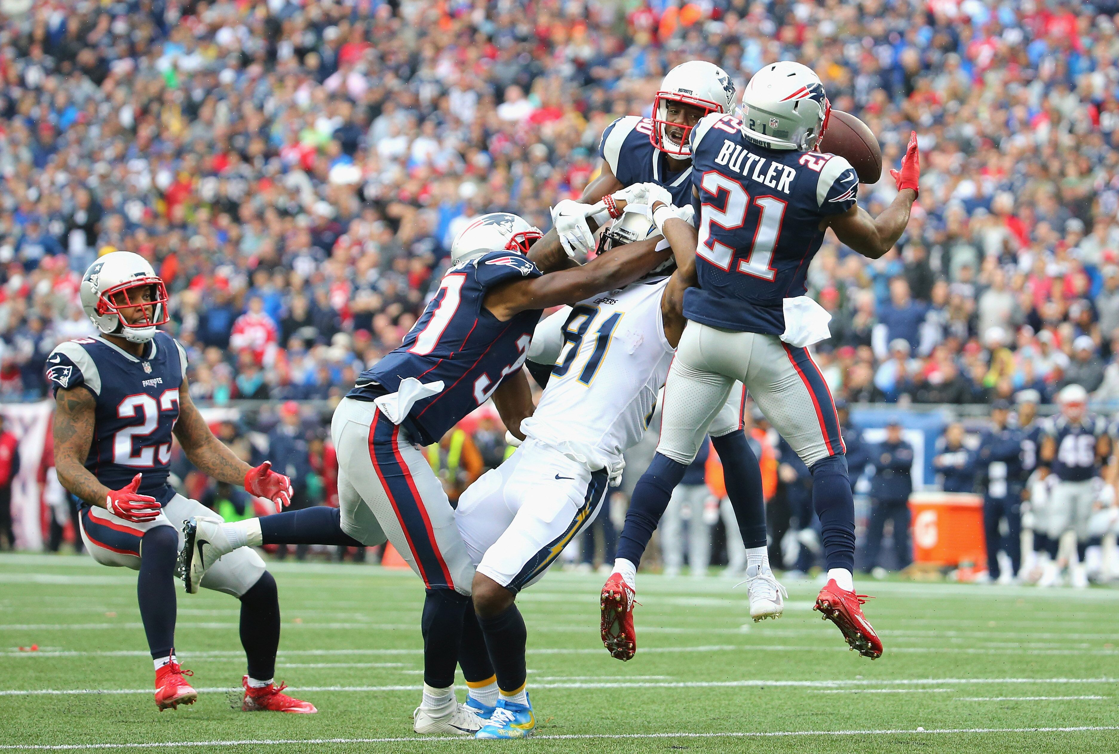 New England Patriots defense a much improved unit
