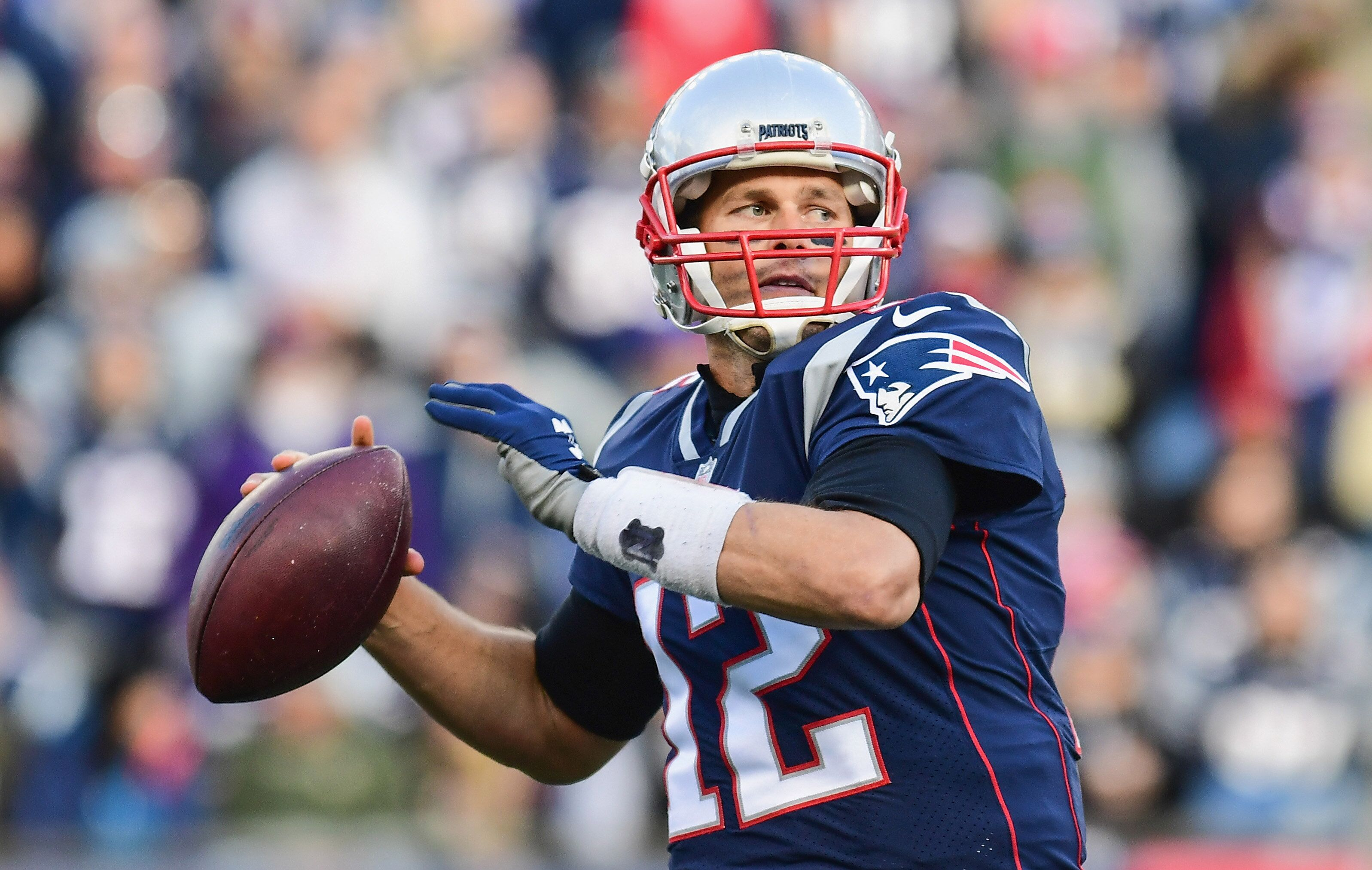 Bowl Schedule 2017 >> Why New England Patriots QB Tom Brady is the 2017 NFL MVP