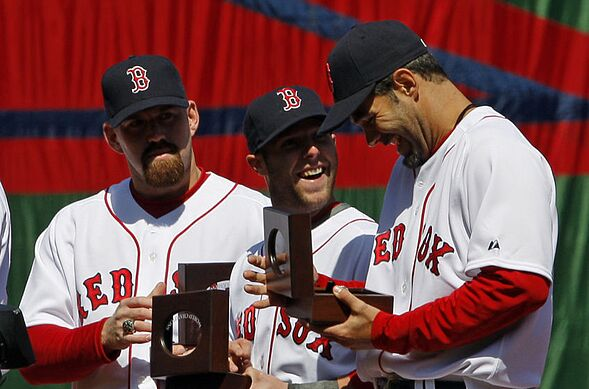 Image result for Support the team by getting custom Boston Red Sox championship ring