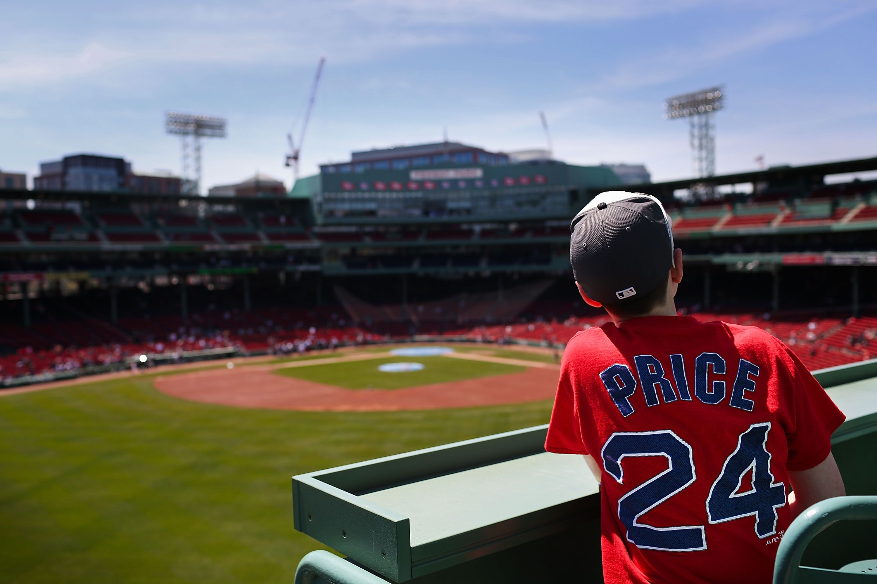 Boston Red Sox The 5 Best Places To Sit At Fenway Park