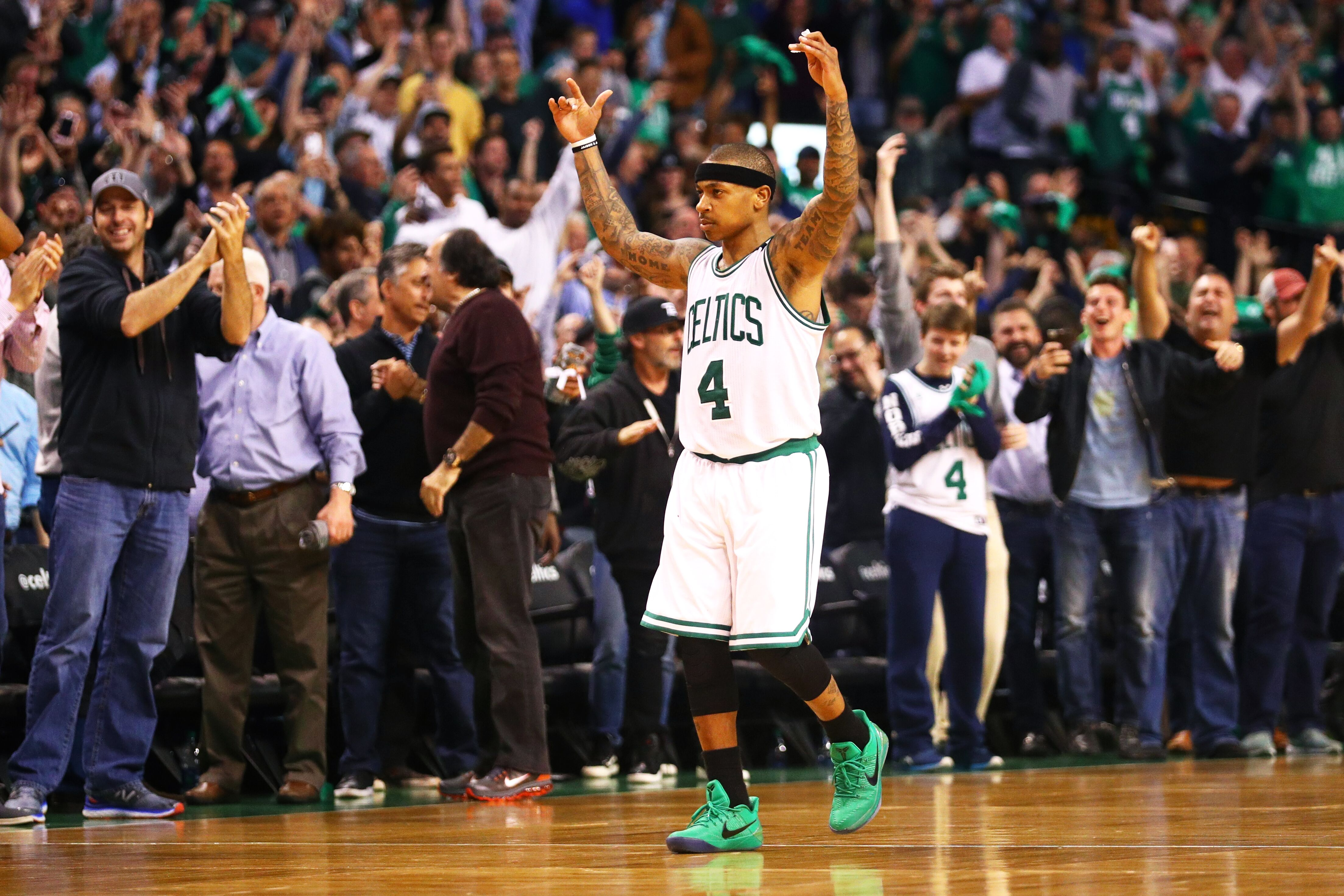 Boston Celtics To Root Or Not To Root For Isaiah Thomas