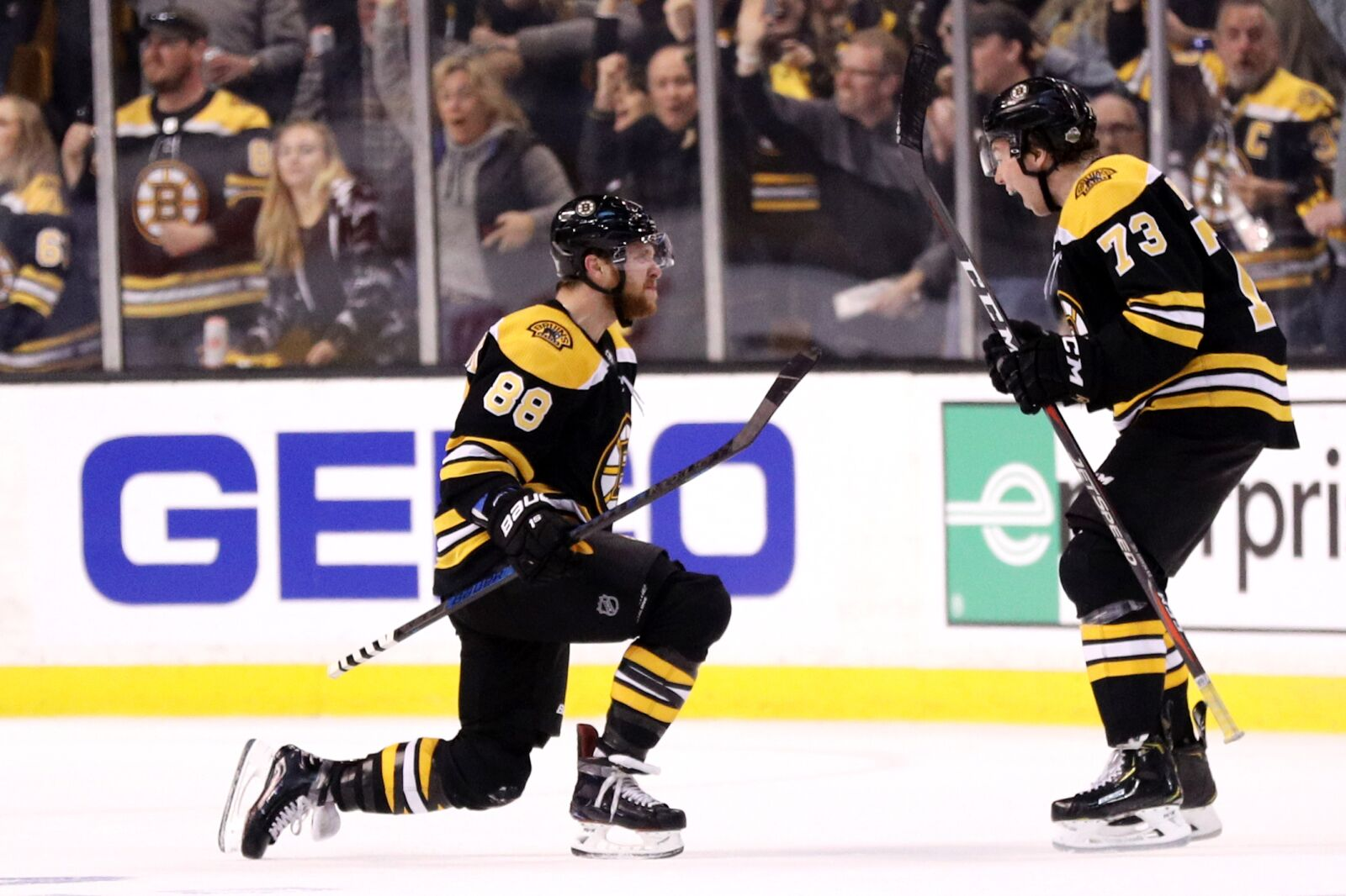 Boston Bruins: Boston Bruins: B's Dominate Maple Leafs In Game 1 Victory