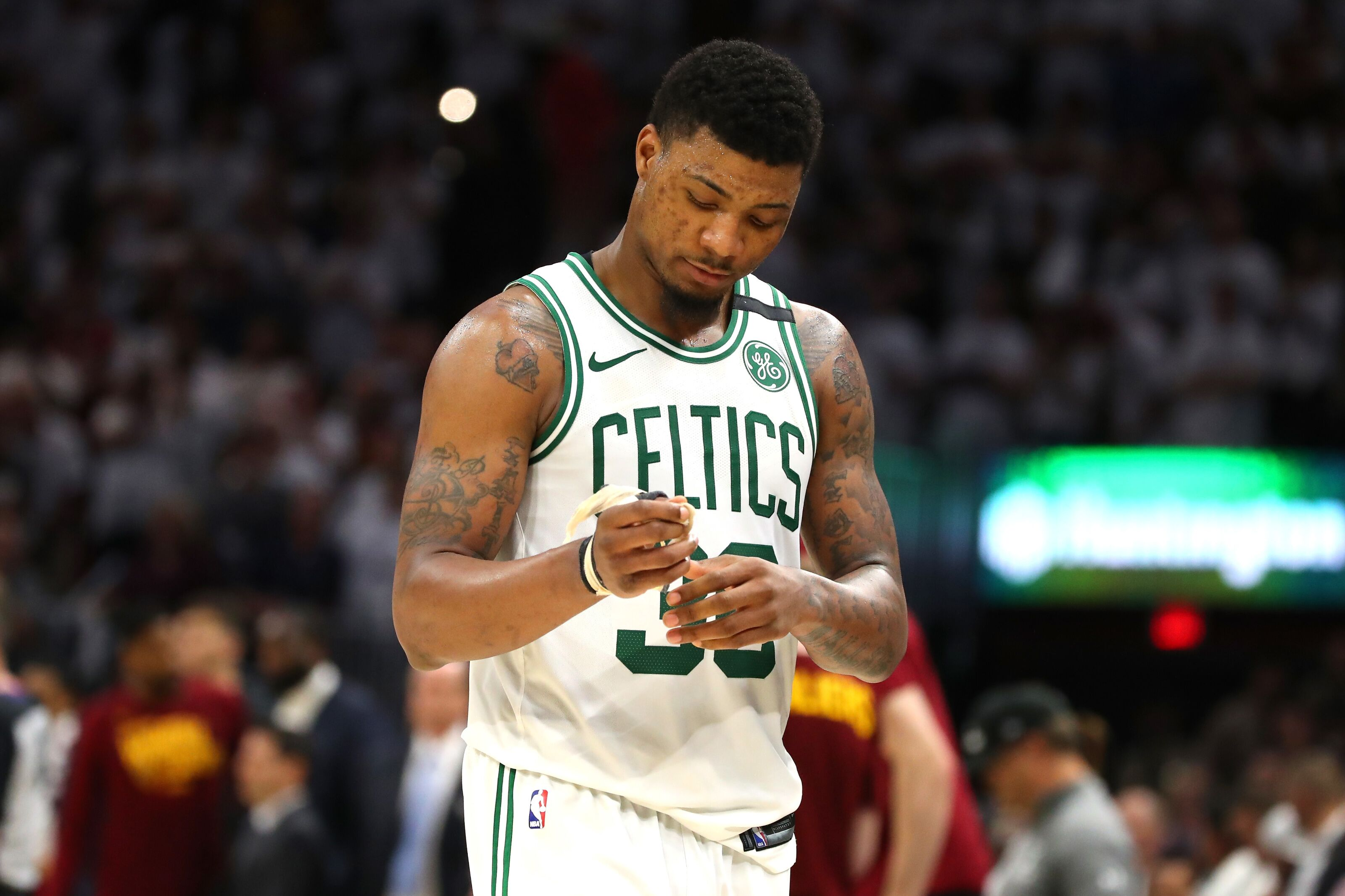 Boston Celtics: Why Marcus Smart's shooting is key to success