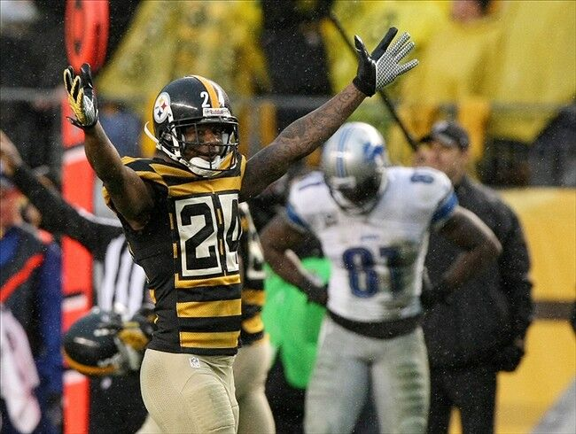 423707663 Pittsburgh Steelers  What To Do With Cornerback Ike Taylor