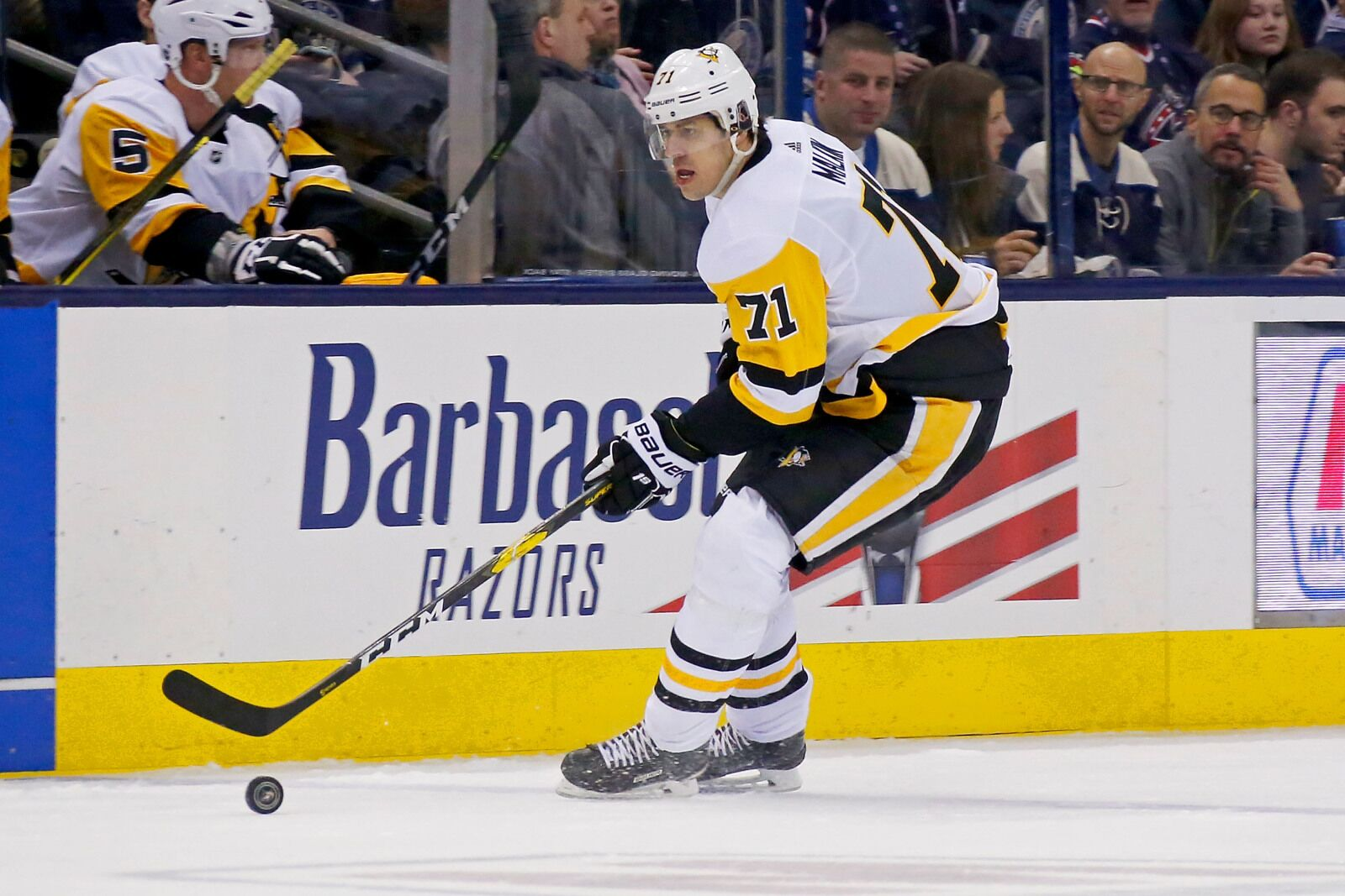 With Crosby Out, Malkin Will be an MVP Candidate for the Penguins