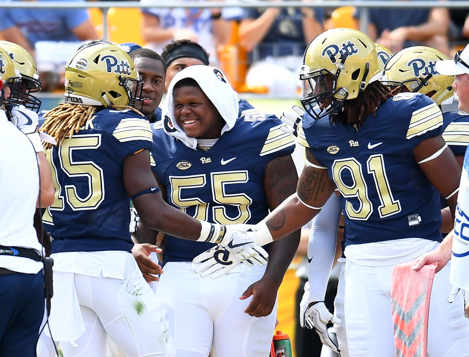 Can Pitt Keep Momentum Going in Week Eight?