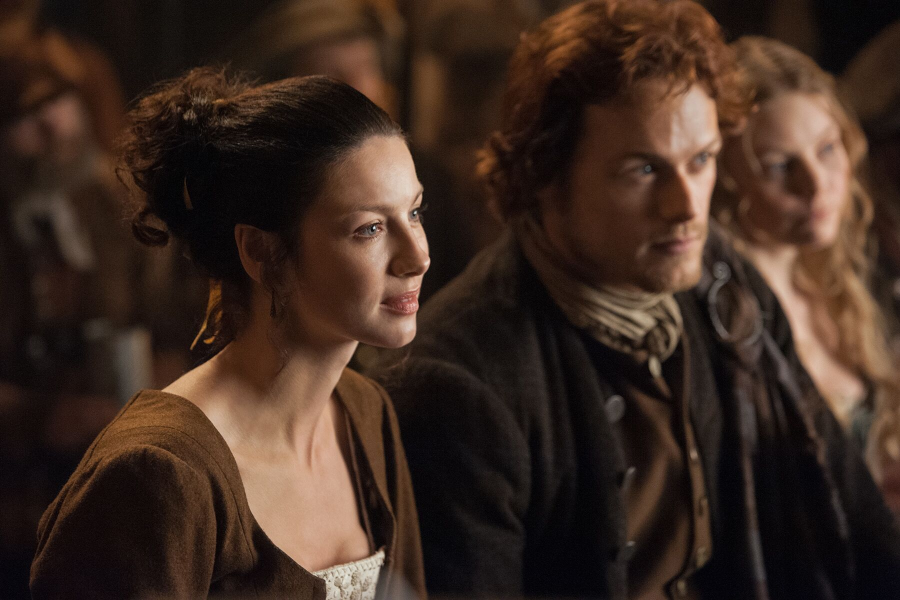 What time is Outlander on Netflix?