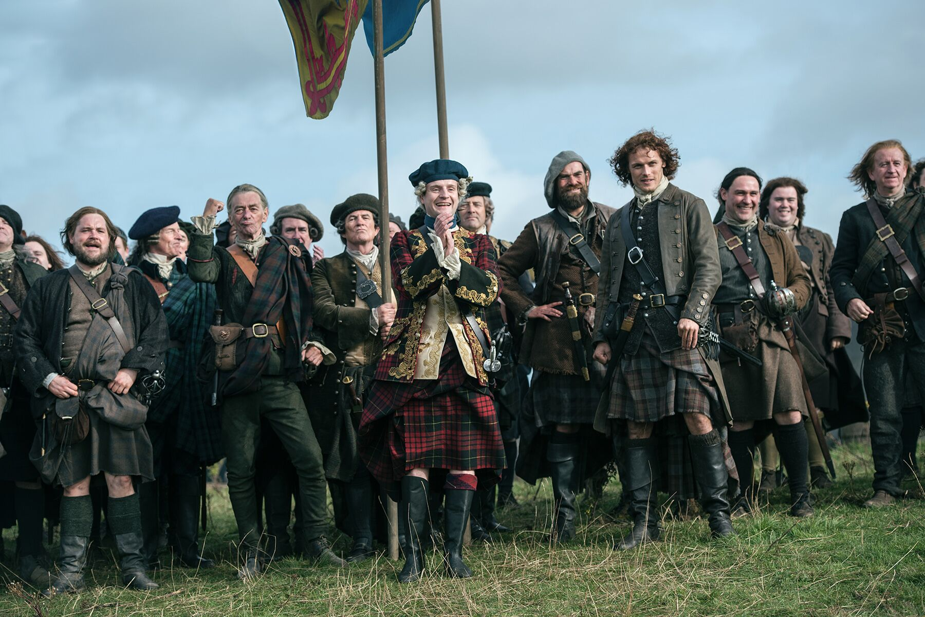 Outlander Seasons 1 and 2 are streaming on Netflix tomorrow