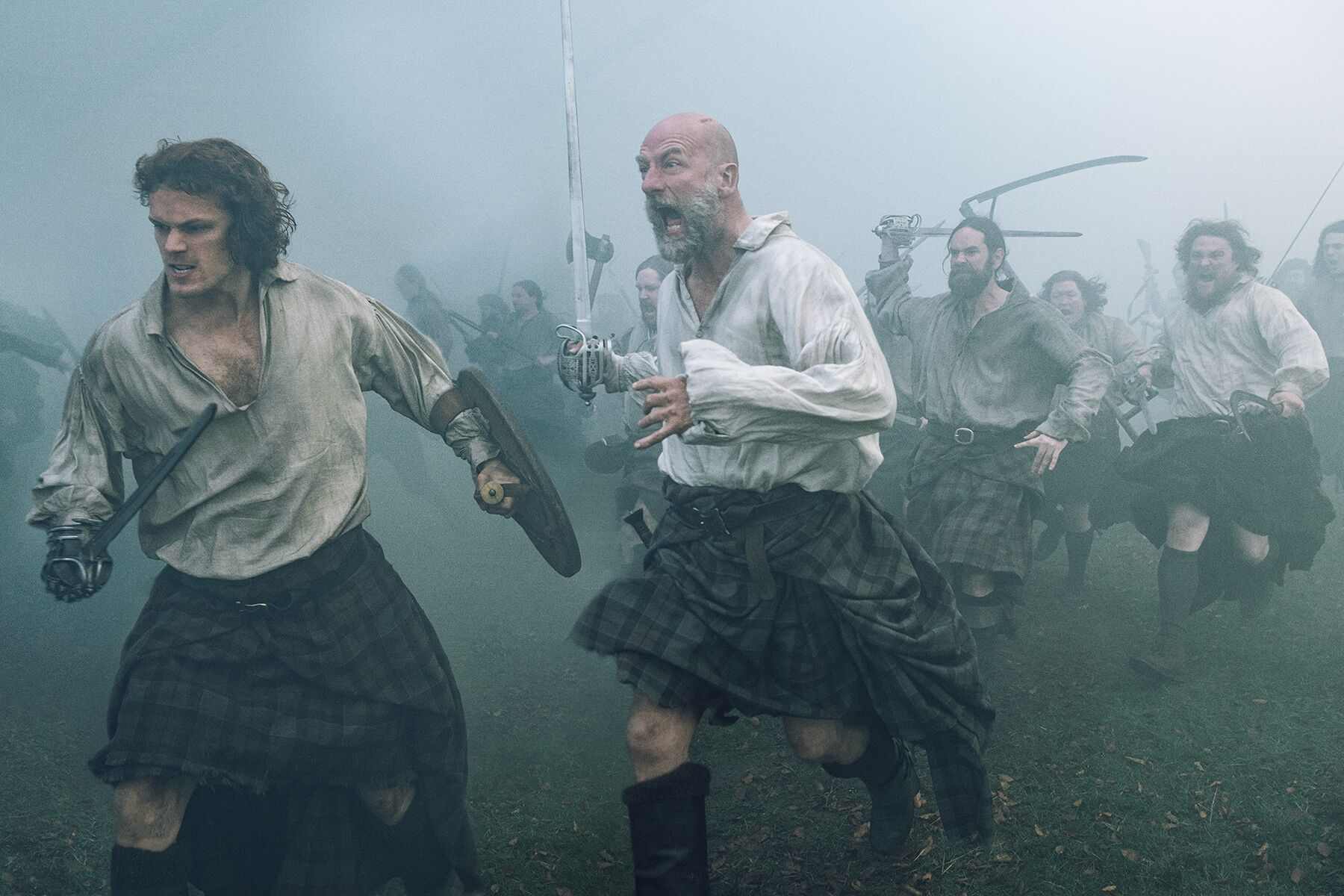 This day in Outlander history: The Battle of Prestonpans
