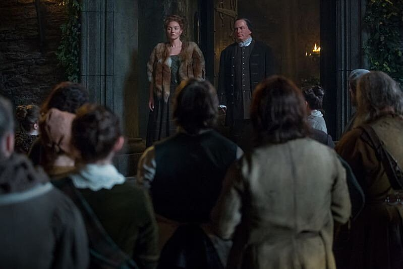 5 best lines from Outlander Season 1, Episode 9, The Reckoning