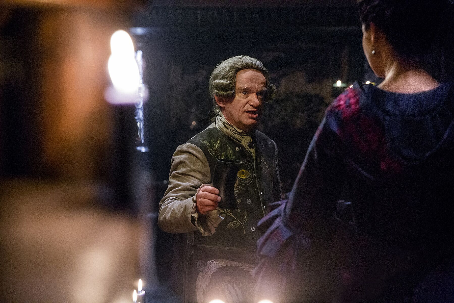Outlander Season 2, Episode 3 recap: Claire finds solace in